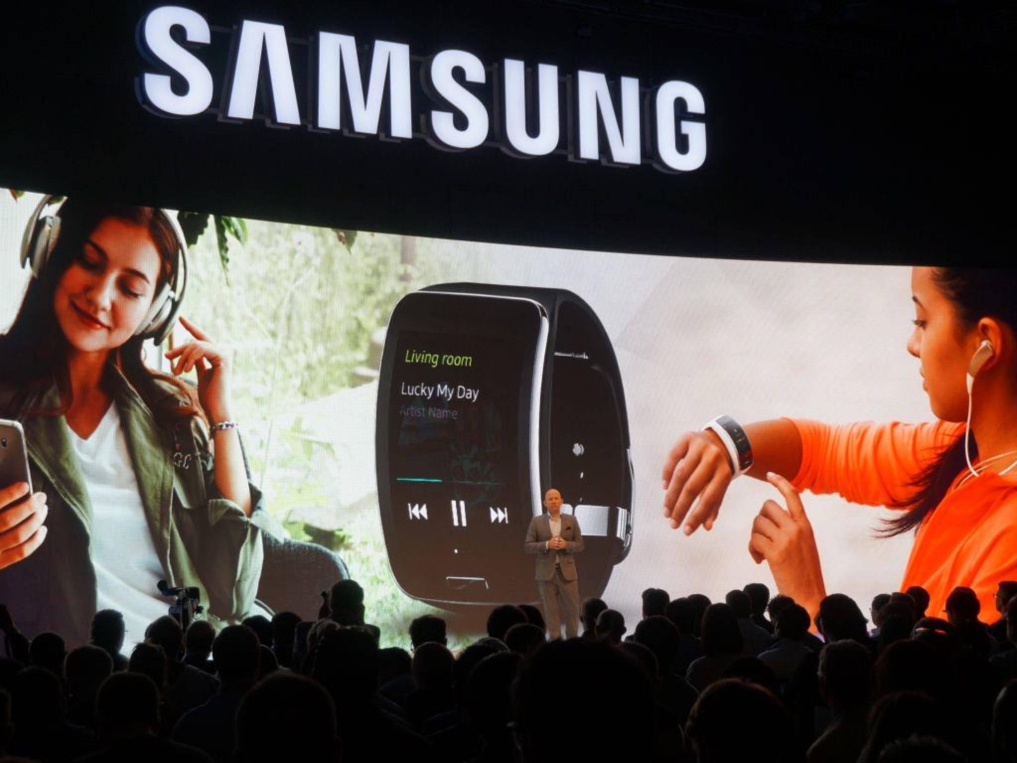 Samsung Gear S IFA