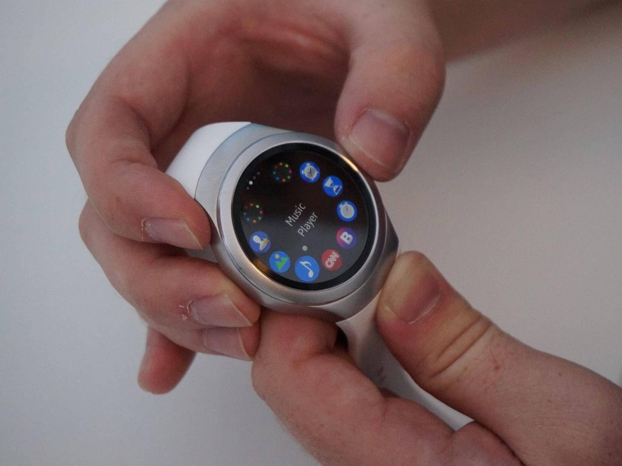 Die Samsung Gear S2 könnte in diesem Herbst einen Nachfolger bekommen.