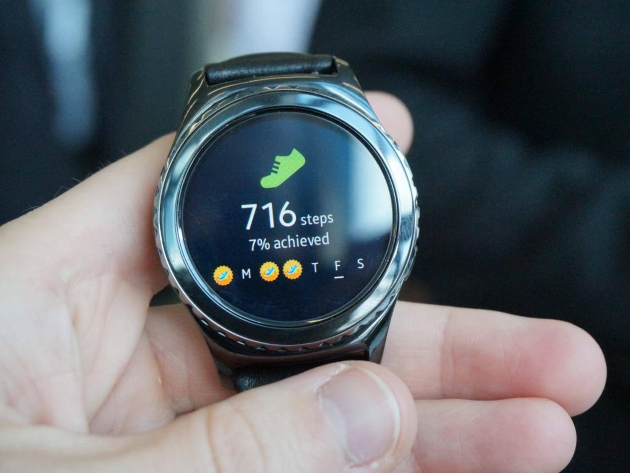Samsung Gear S2 16