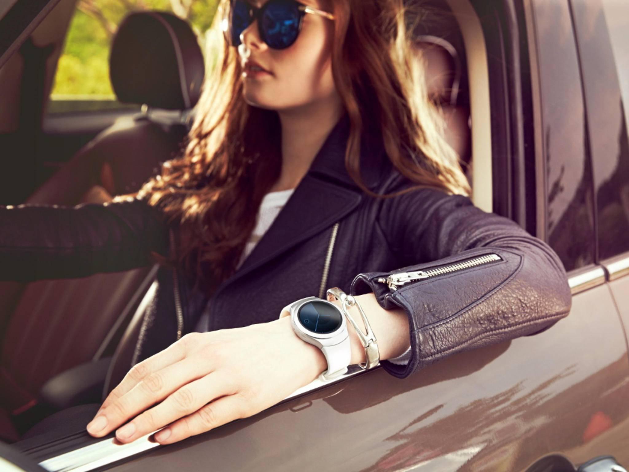 Die Samsung Gear S2 wird in Europa wohl ab 349 Euro zu kaufen sein.