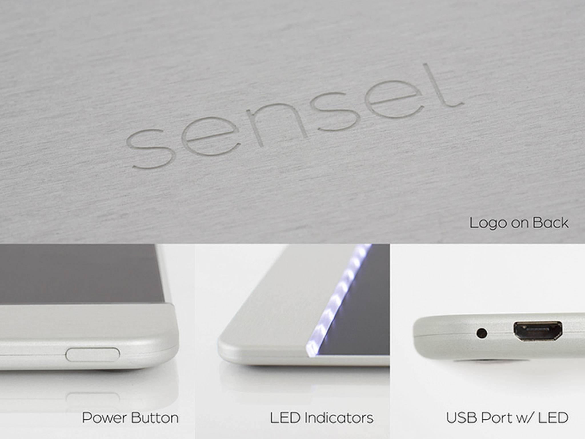 Sensel Morph bietet optisch solide Kost und orientiert sich an der Größe des iPads.