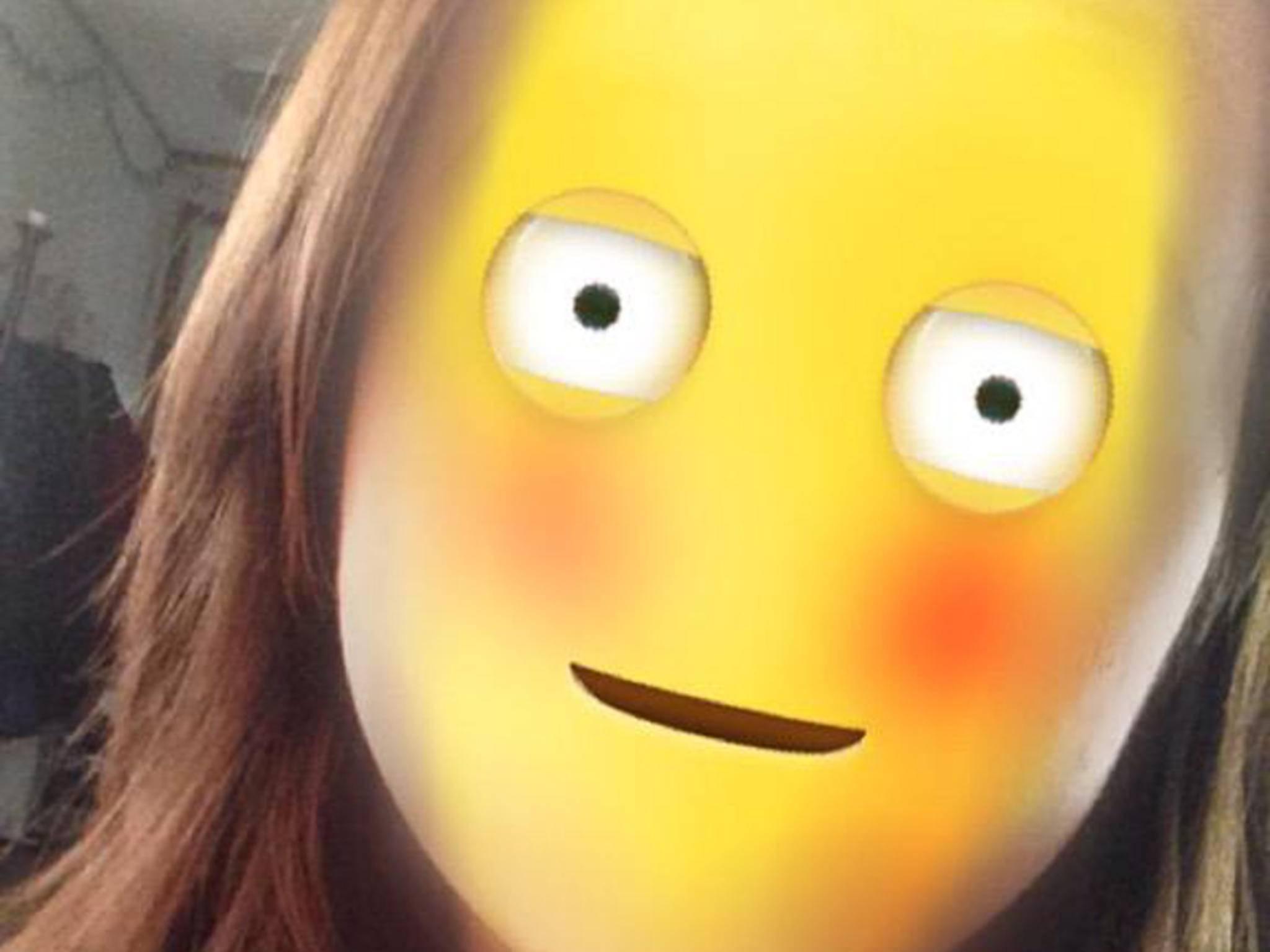 Snapchat: Mit diesem Minion-Effekt schockte die App ihre Nutzer.