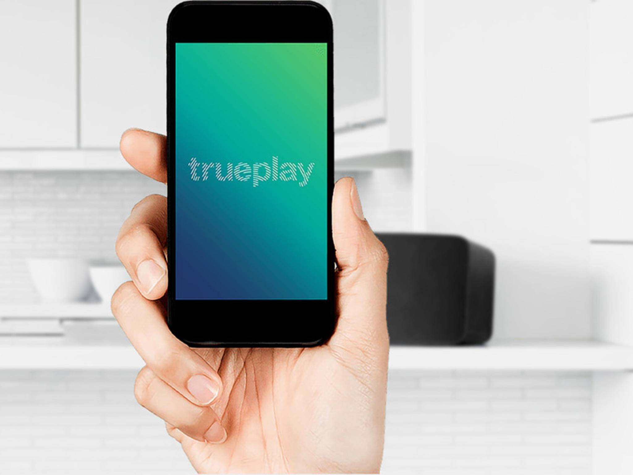 Sonos preist die Trueplay als revolutionäre Tuning-Software an.