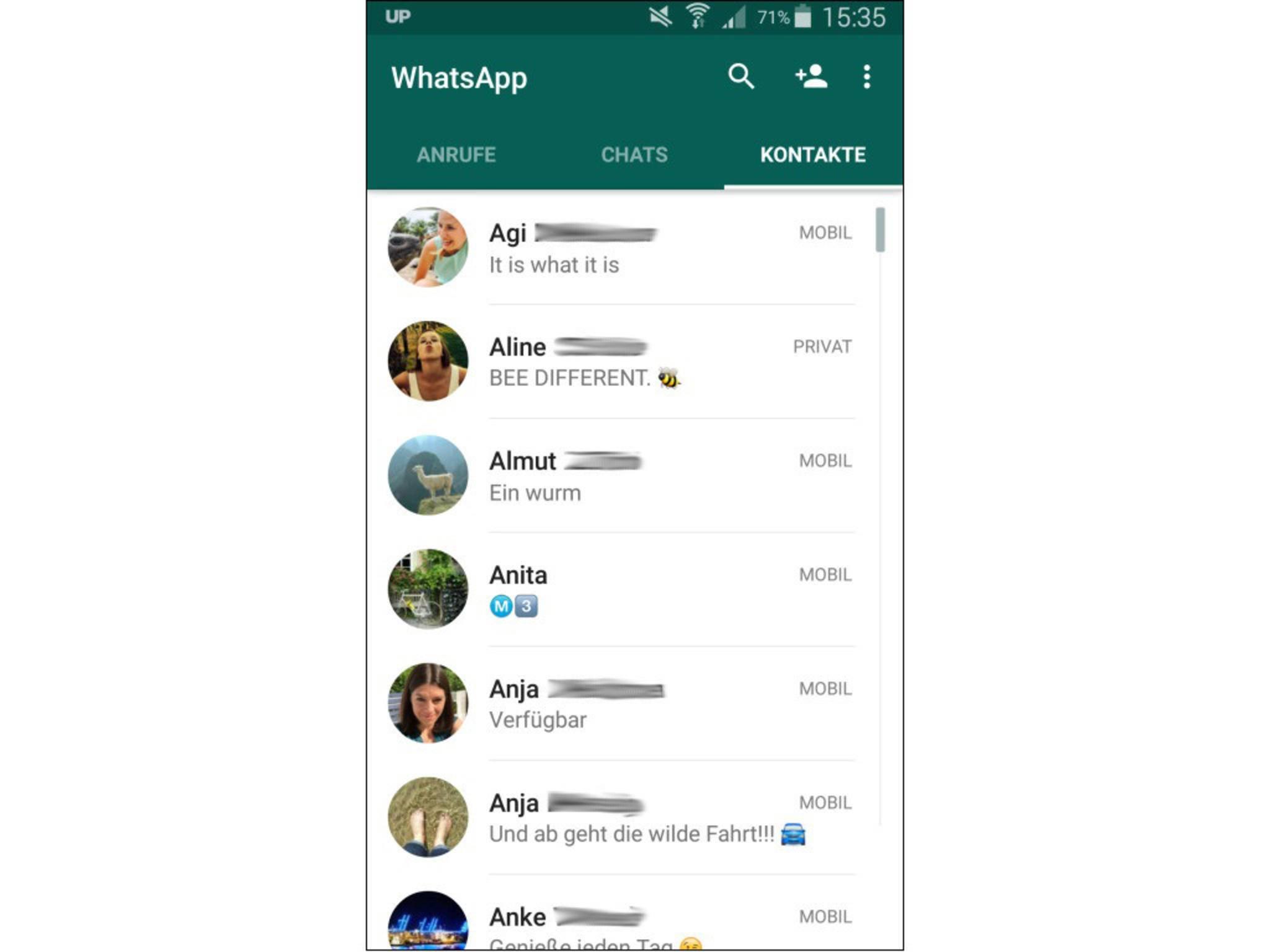 WhatsApp: 77 lustige Status-Sprüche für jede Gelegenheit