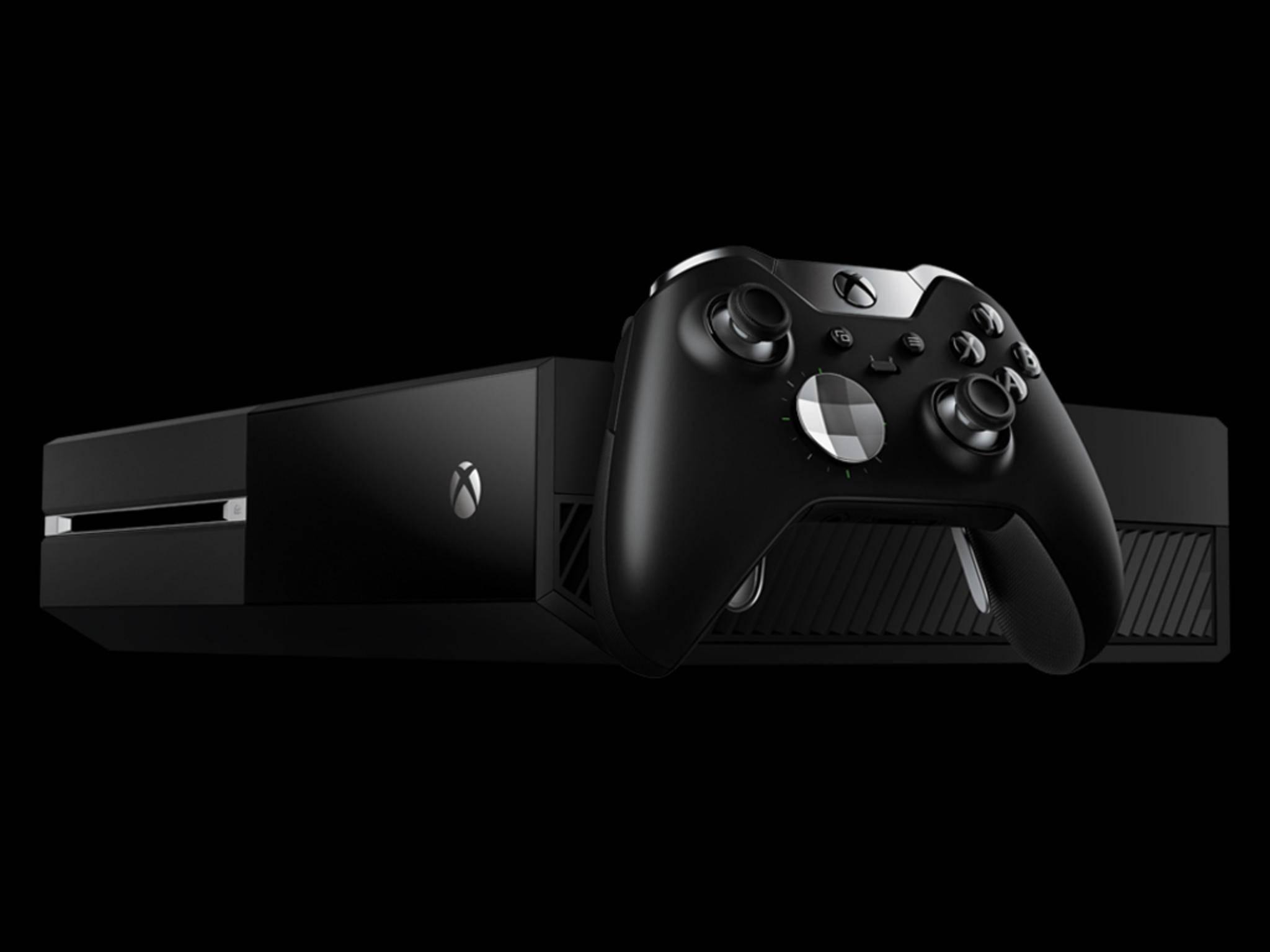 Die Elite-Version der Xbox One wird sich optisch nicht von der Standard-Version unterscheiden.