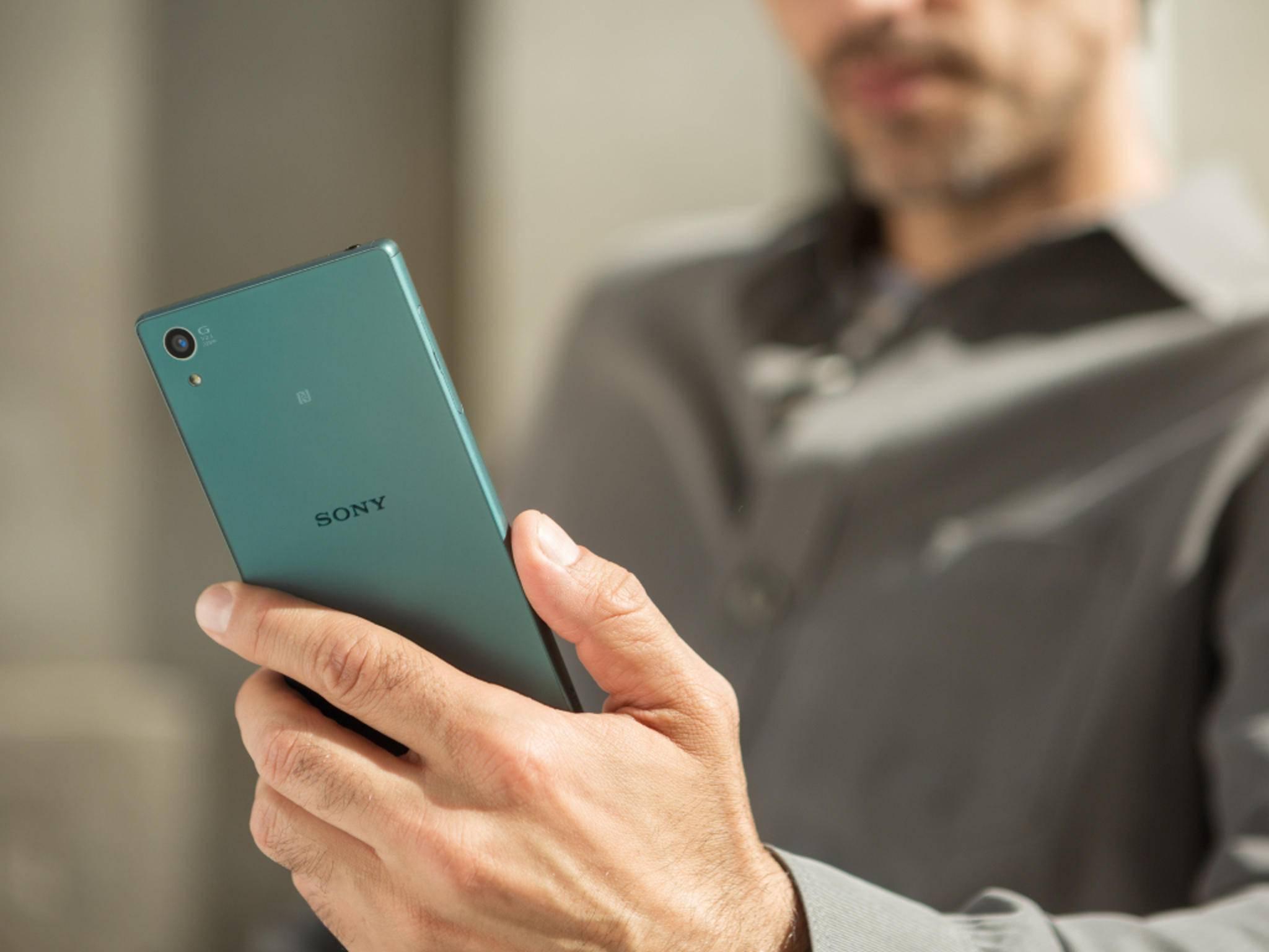 Das Sony Xperia Z5: Wird es schon bald durch neue Modelle ersetzt?