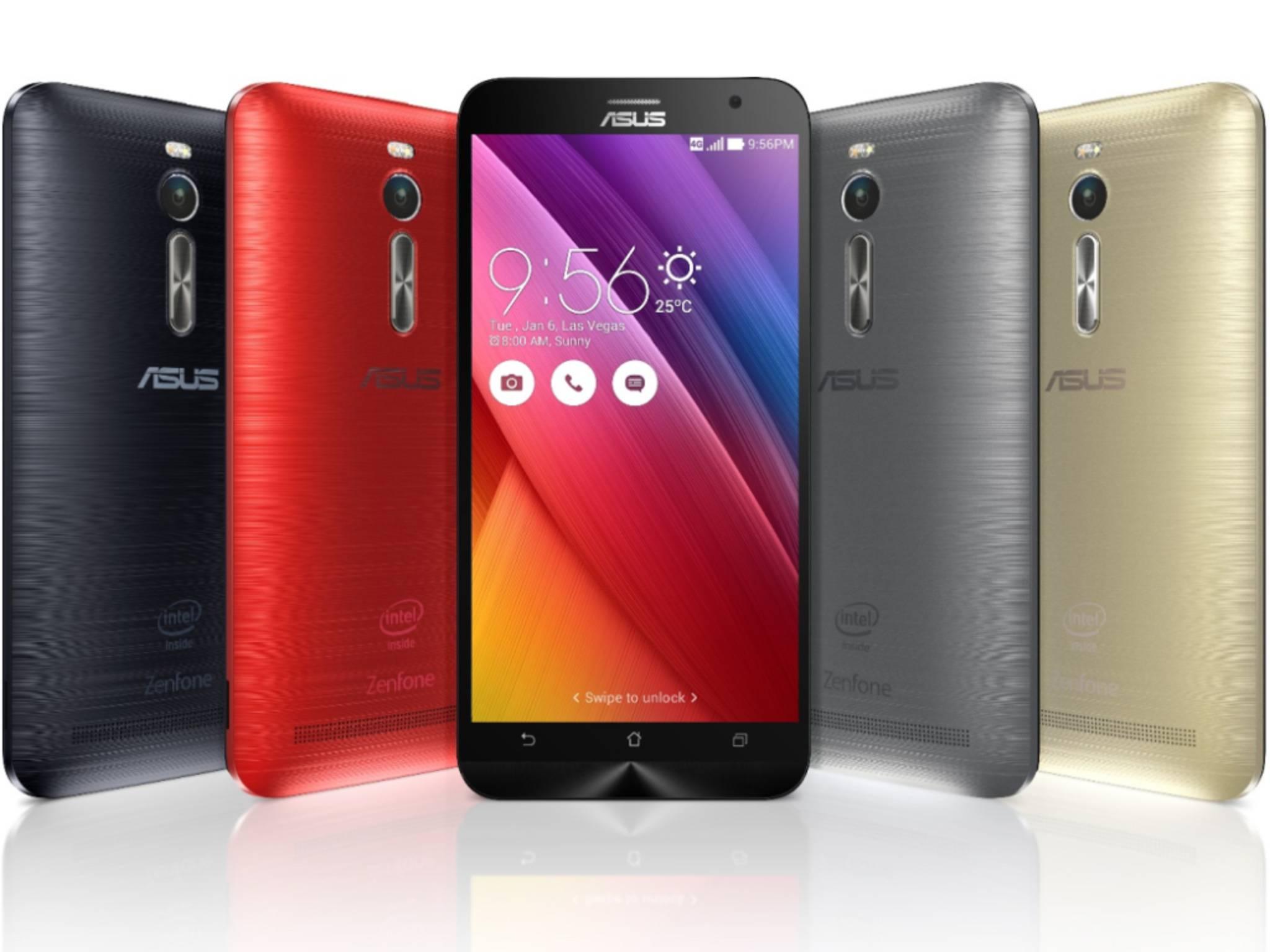 Der Ursprung aller ZenFones: Das Asus ZenFone 2.