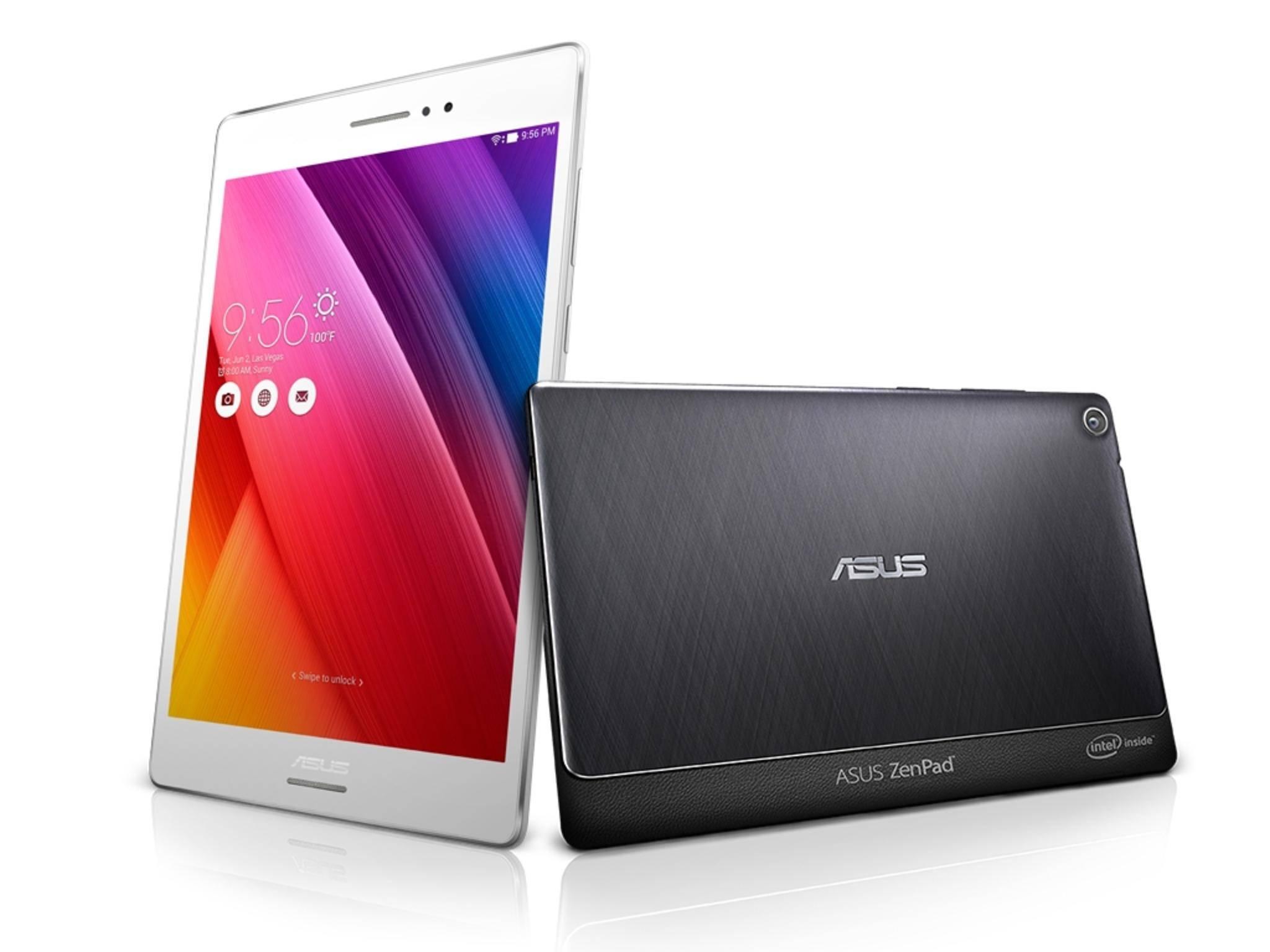Asus lässt die ZenPad-Serie aufleben.