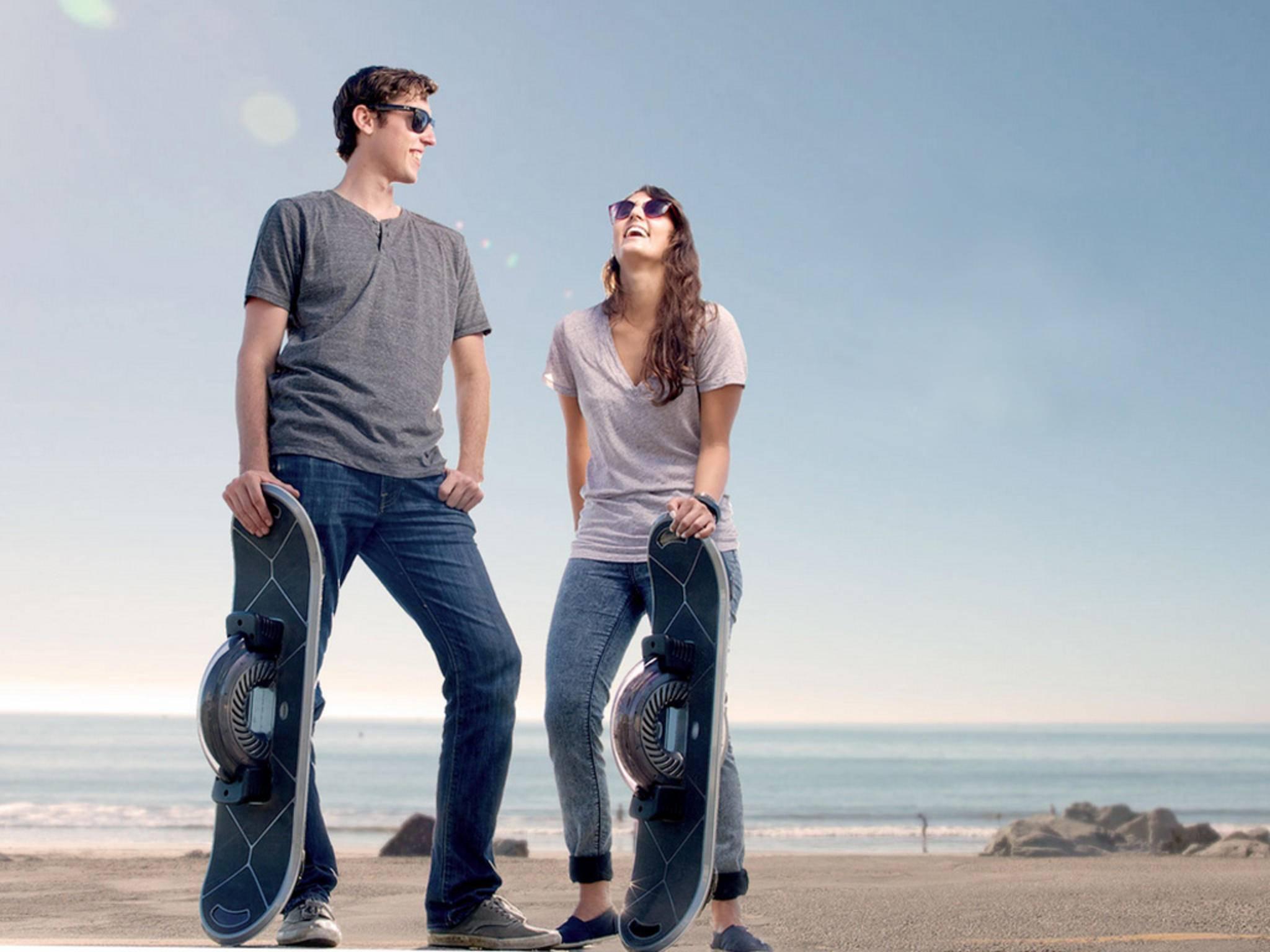 Kickstarter Hoverboard