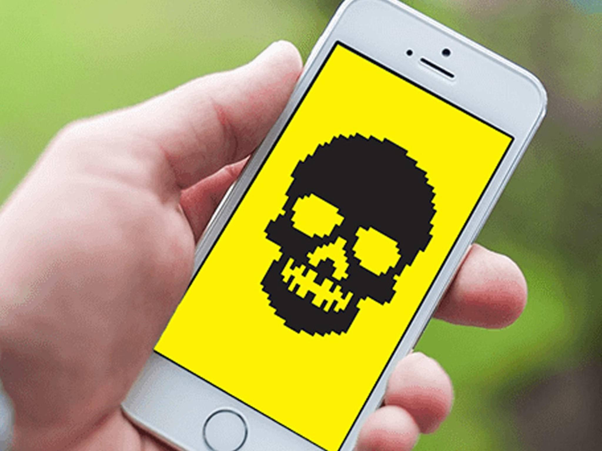 Gegen Malware und Viren helfen eine große Anzahl von Apps für Android oder iOS-Smartphones.
