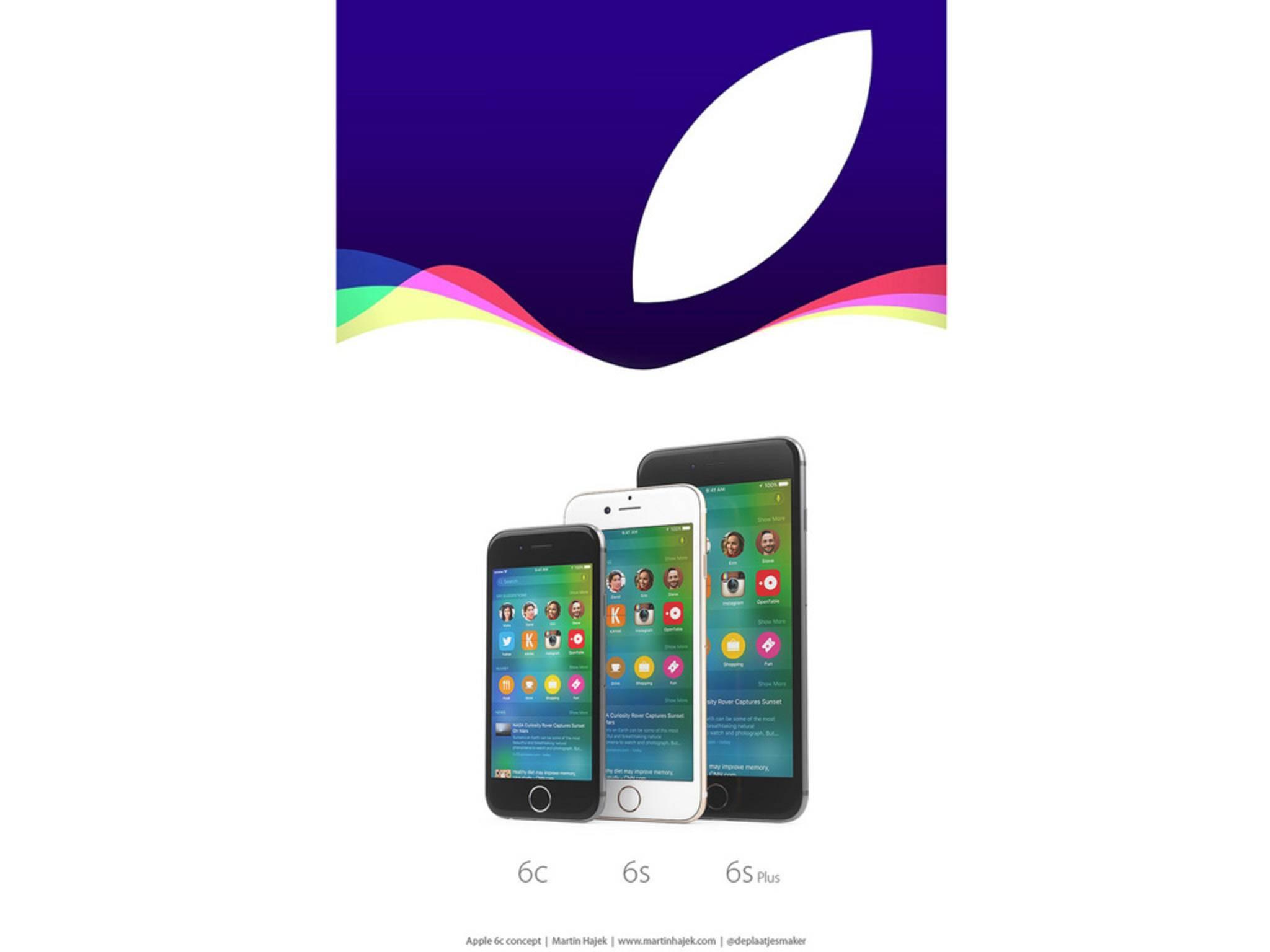 Ob das iPhone 6c auf der Keynote enthüllt wird, ist offen.