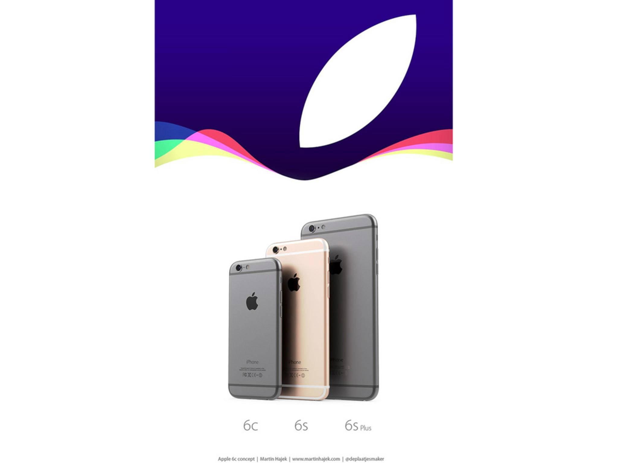 Als gesichert gilt jedoch die iPhone 6s-Vorstellung.