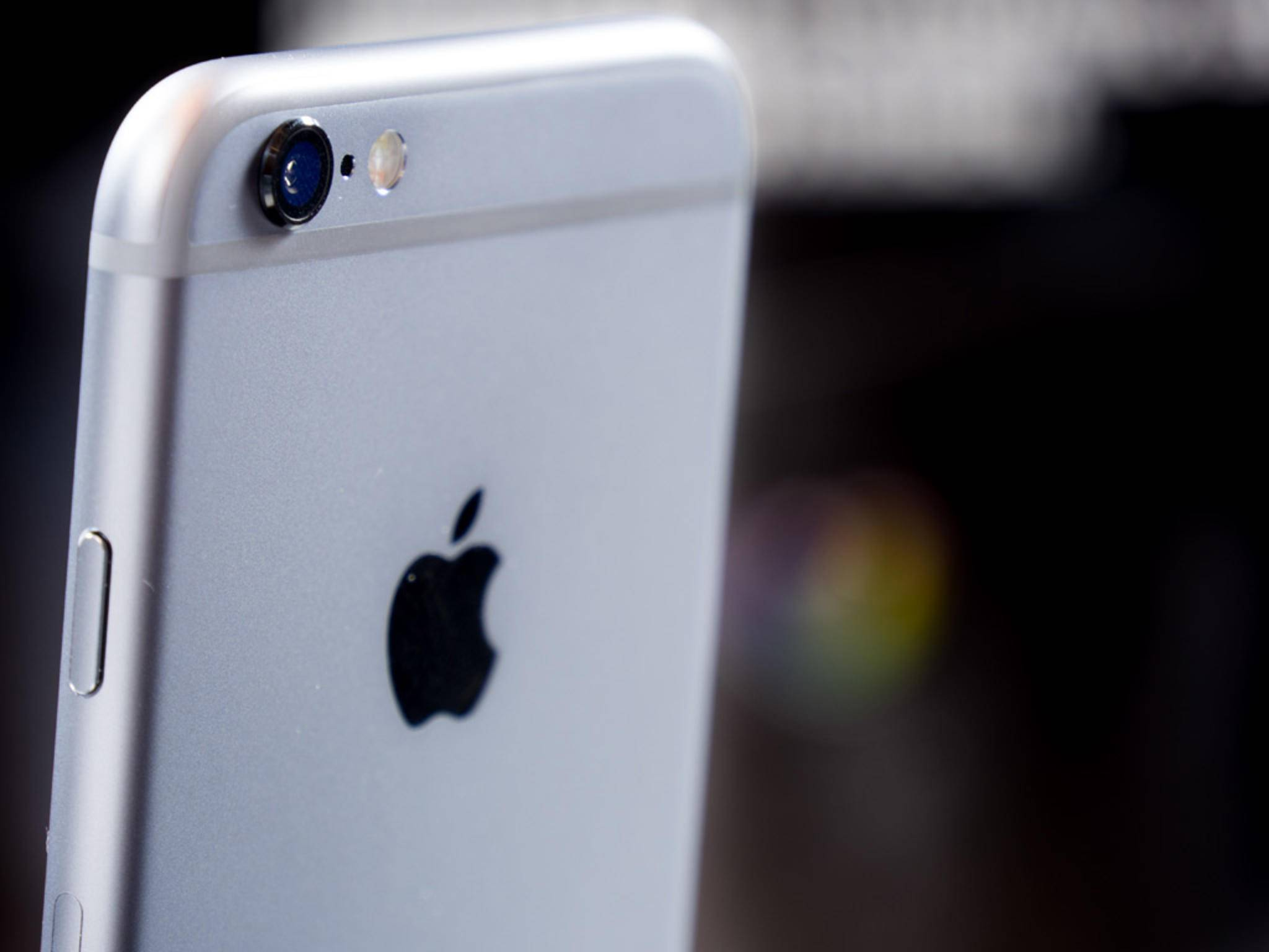 Die Kamera des iPhone 6s schießt Bilder mit maximal 12 Megapixeln.
