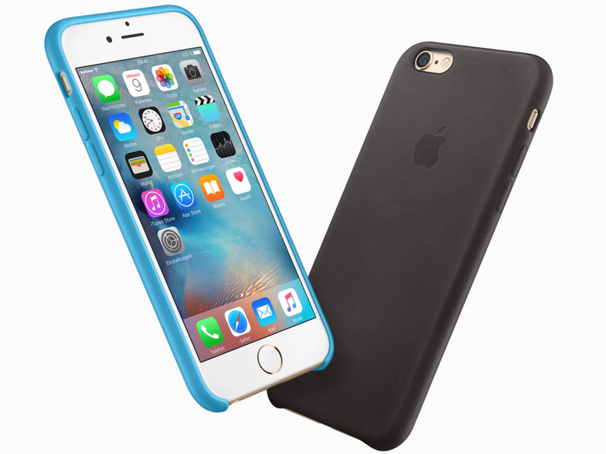 Erstes Zubehör für das iPhone 6s umfasst vor allem ein neues Case.