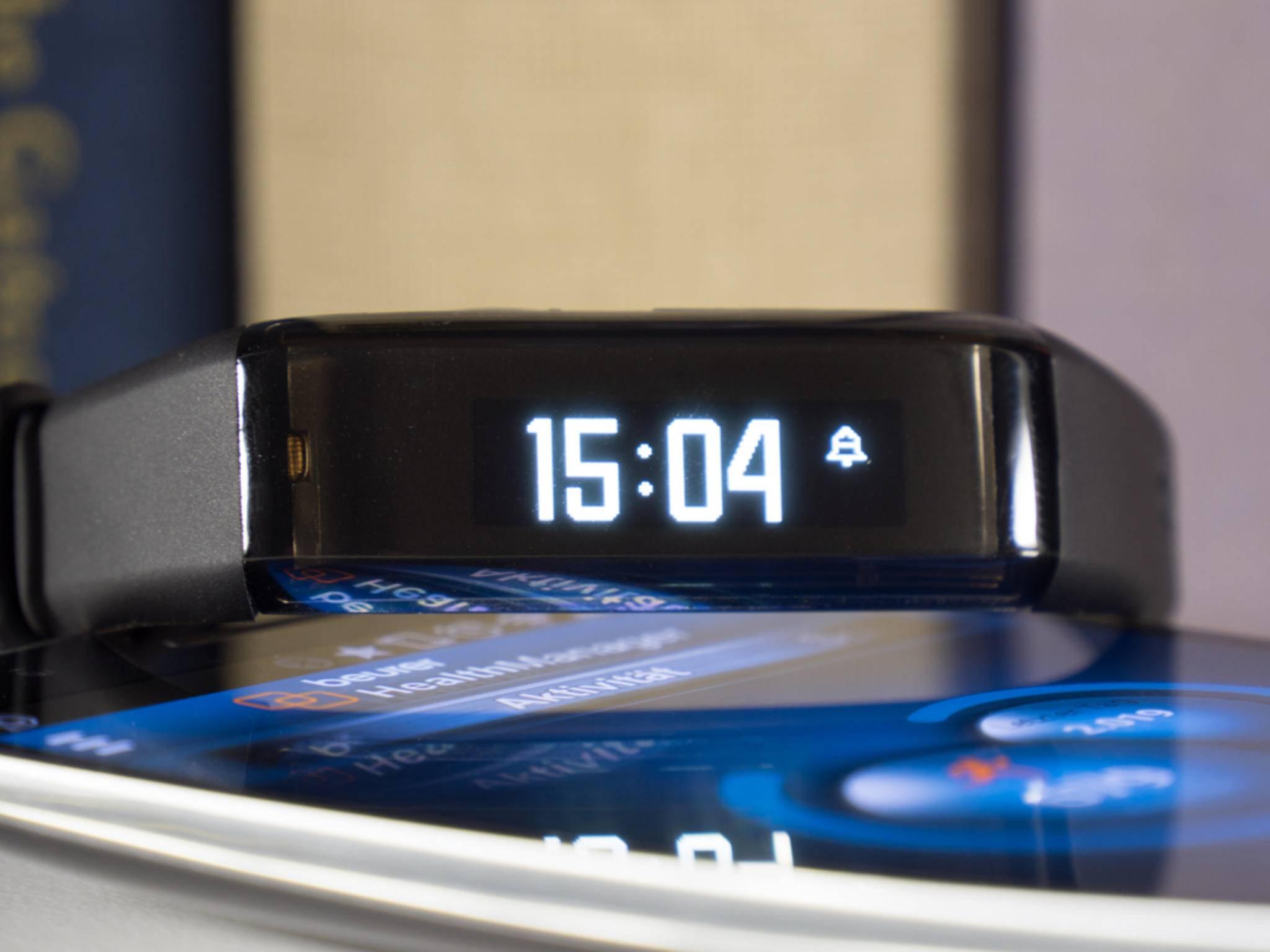 Der Beurer AS 80 bietet Fitness-Tracking ohne Überwachung.