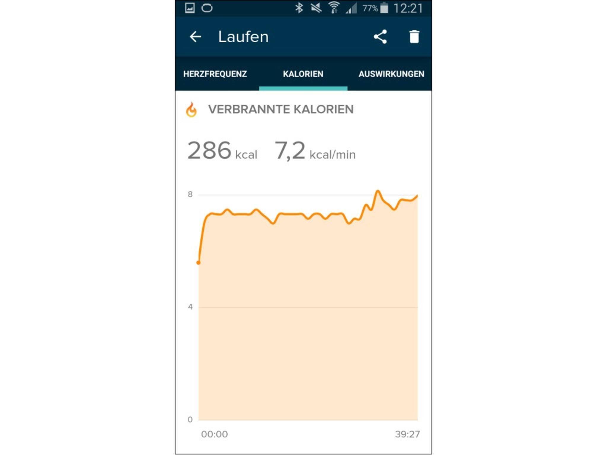 Fitbit Surge App 7