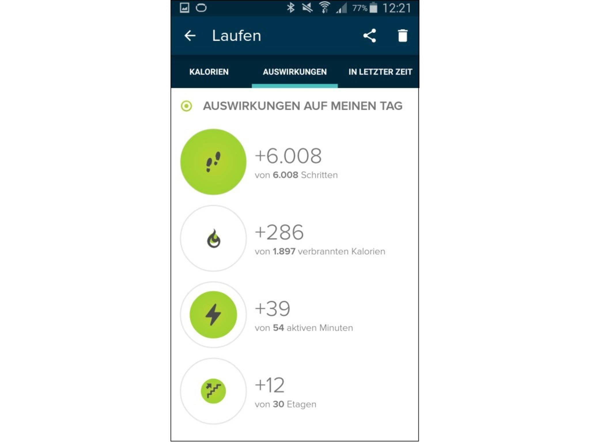 Fitbit Surge App 8