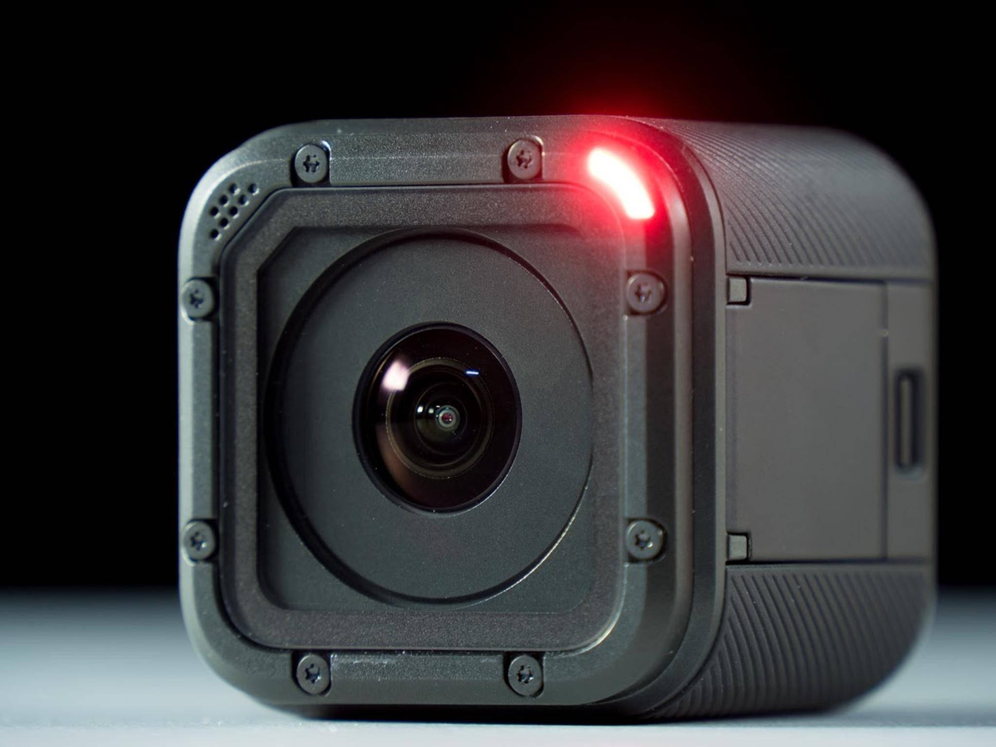 Die GoPro Hero 4 Session: Der Hersteller will jetzt auch eine 360-Grad-Kamera auf den Markt bringen.