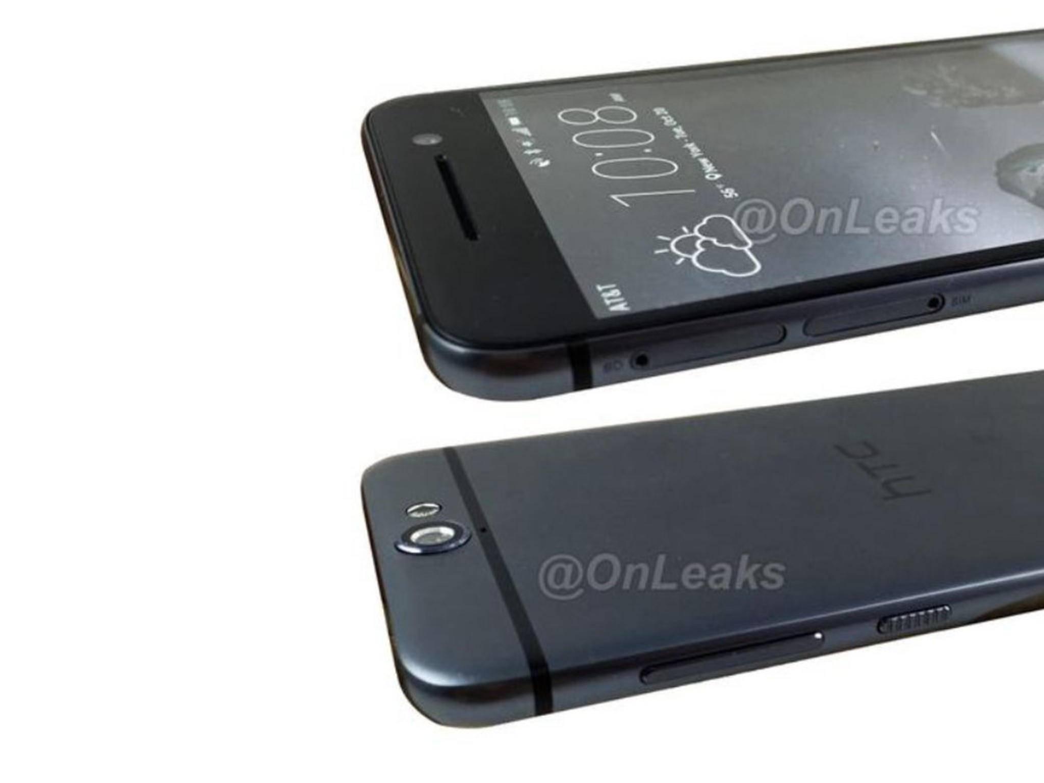 OnLeaks veröffentlichte die bisher besten Vorab-Bilder des HTC (One) A9.