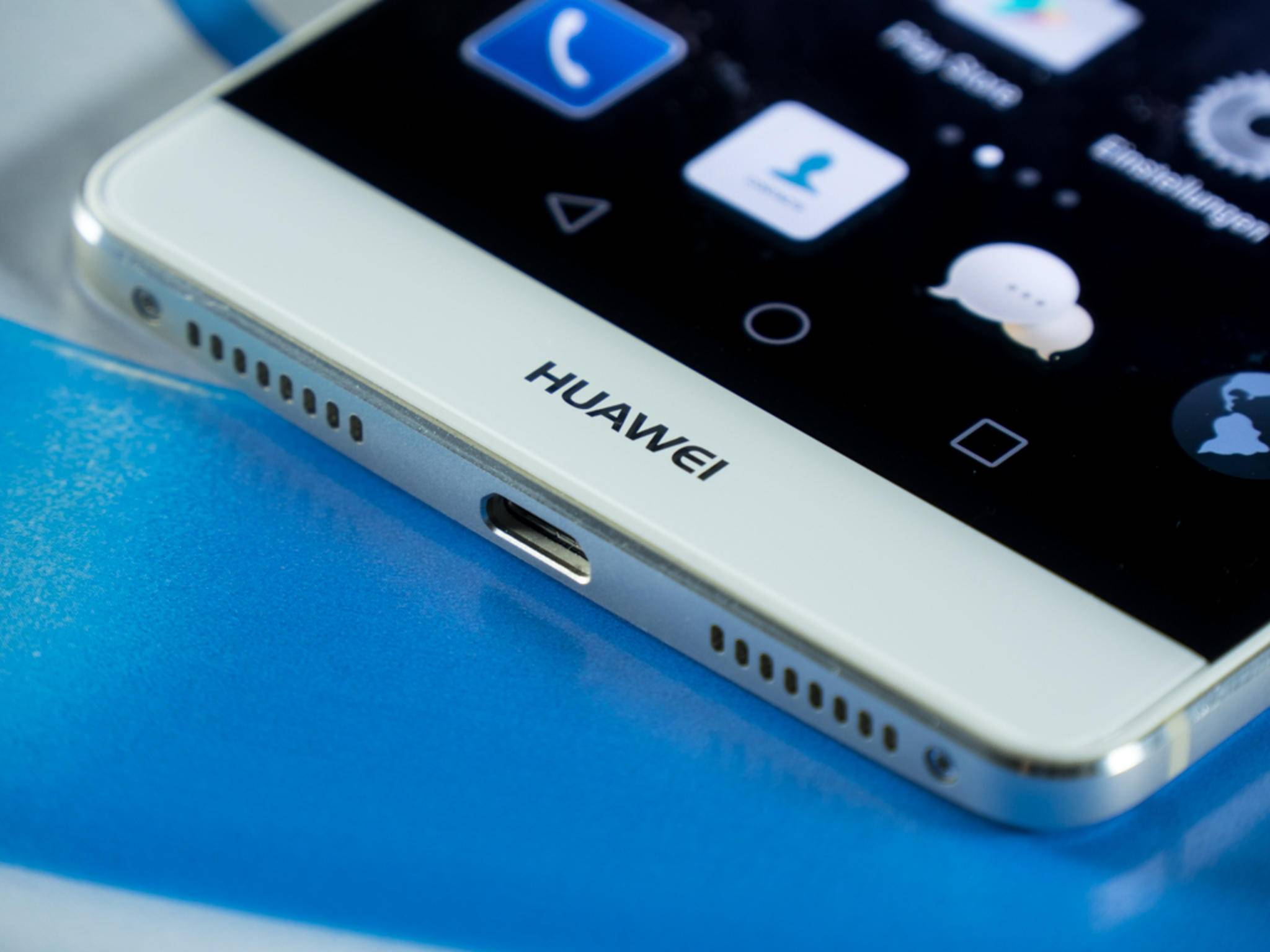Wird Huawei in sein Mate 8 auch die Force-Touch-Technik aus dem Mate S einbauen?