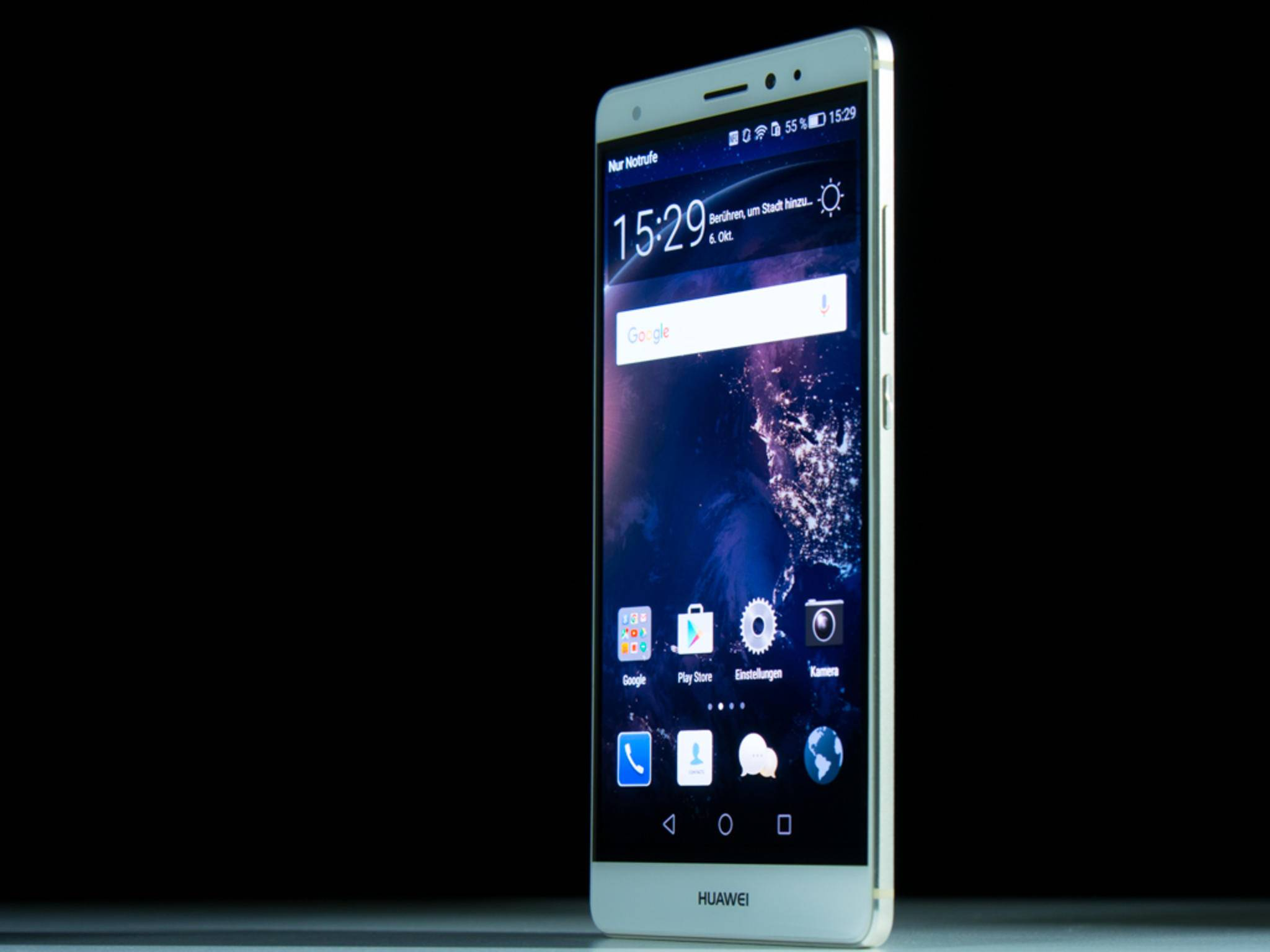Das Huawei Mate S bekommt ein Marshmallow-Update.