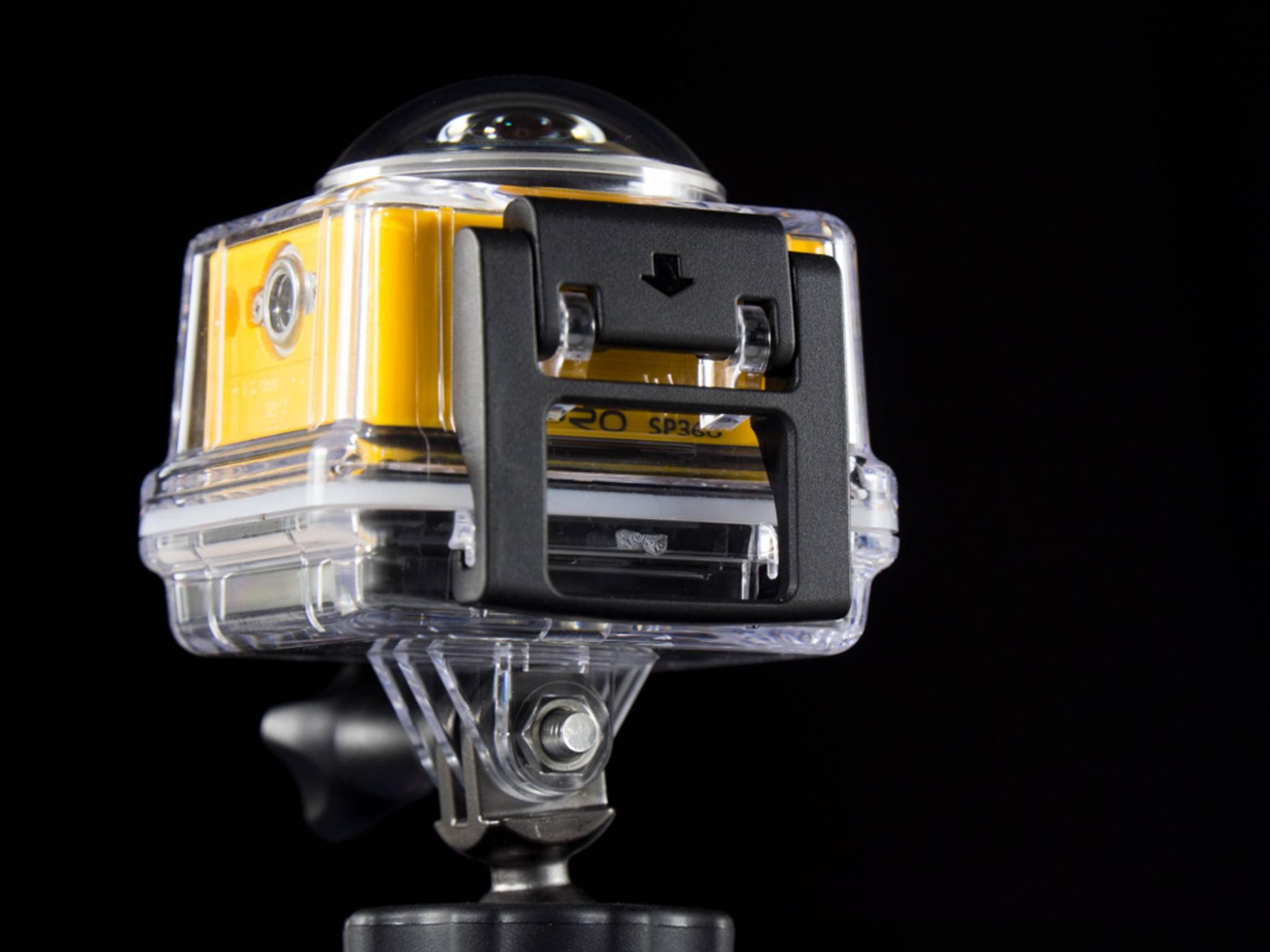 Aqua, Extrem und Explorer: In diesen drei Varianten ist die Action-Cam erhältlich.