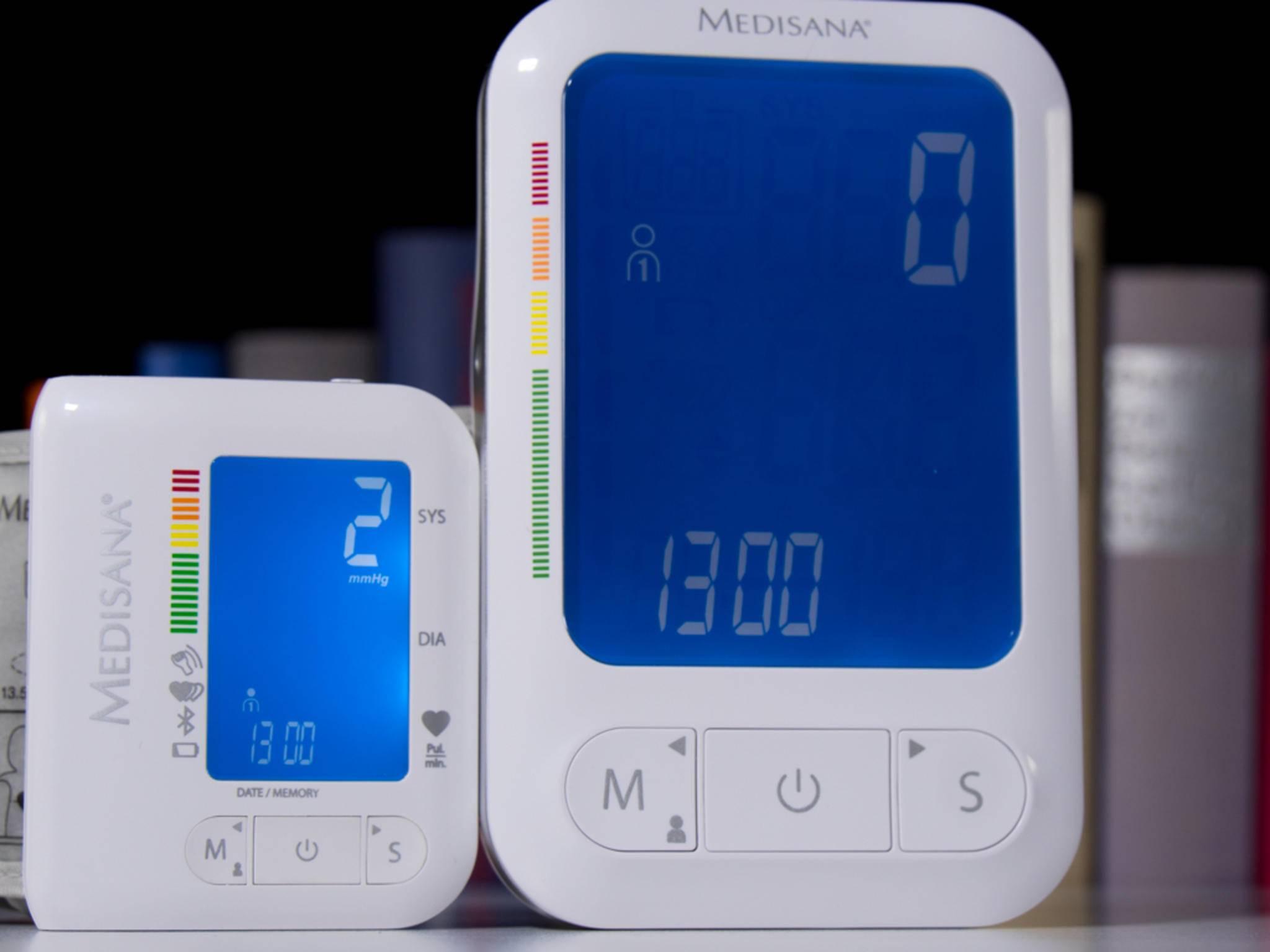 Beide Geräte unterscheiden sich hauptsächlich in Sachen Display-Größe.