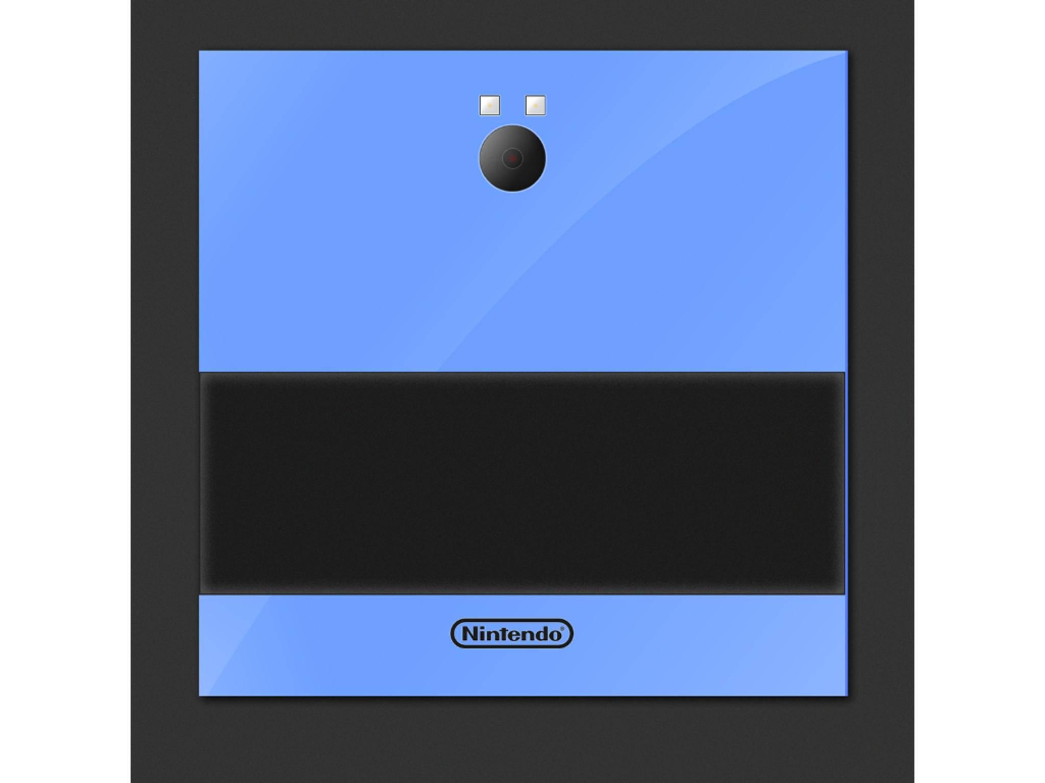 Nintendo PlayBox-Konzept von Vlado Ivanković.