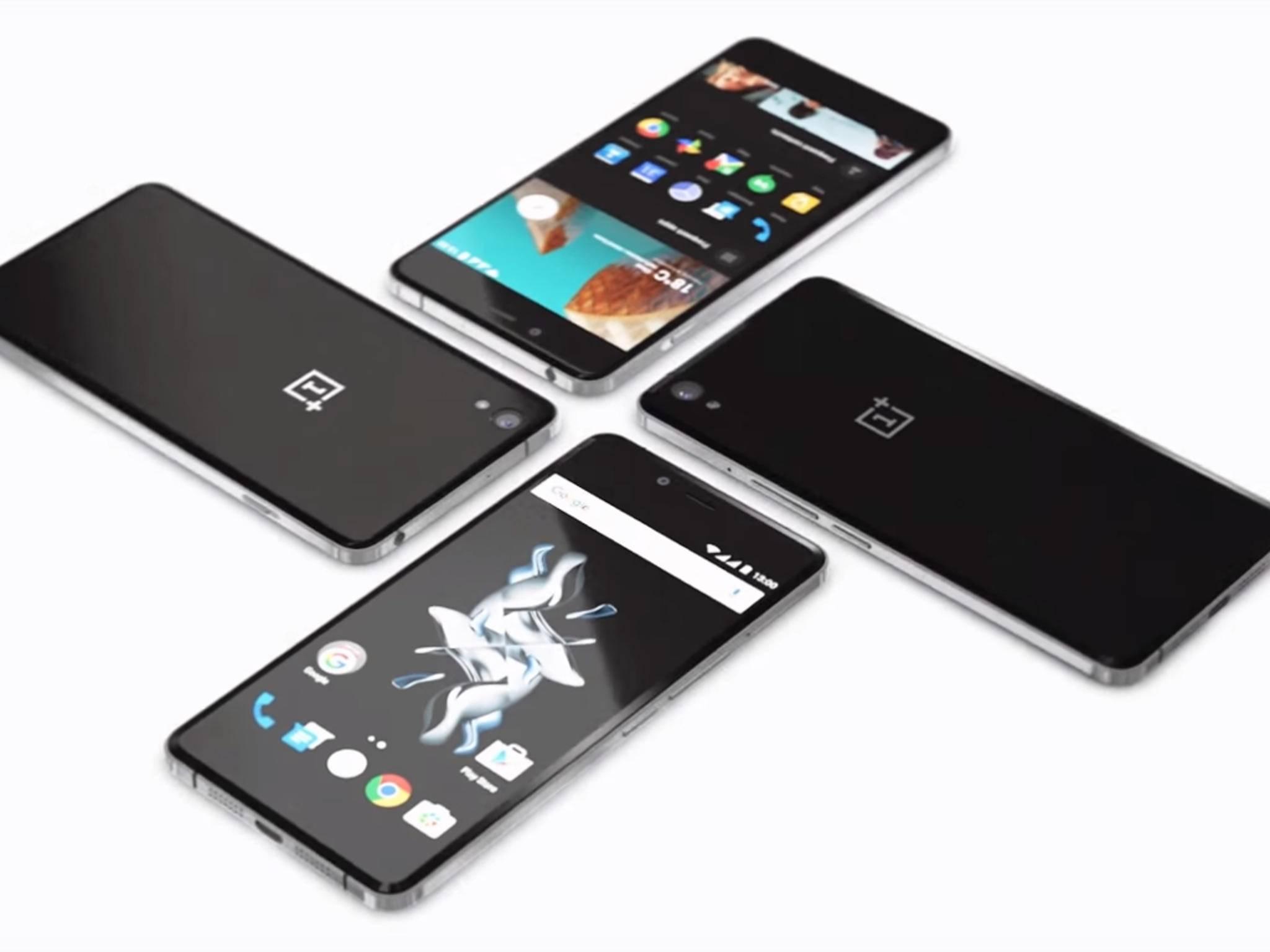 Das OnePlus X: Gehobene Mittelklasse zum Einstiegspreis.