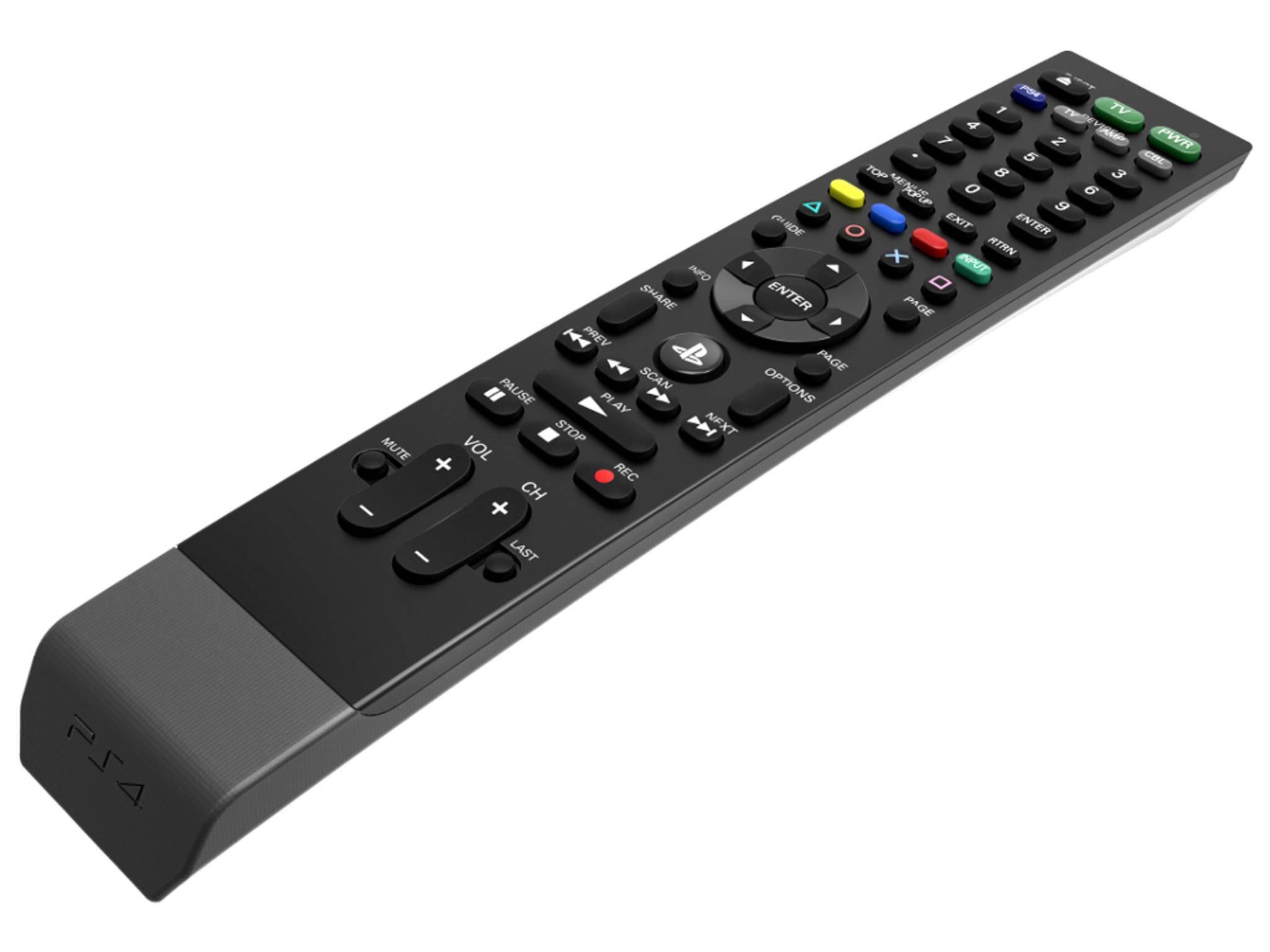 PS4 Universal Media Remote