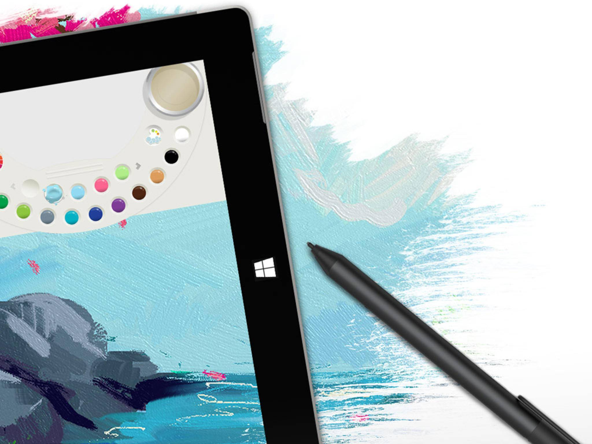 Der Surface Pen wird auch auf dem Lumia 950 XL für präzisere Eingaben sorgen.