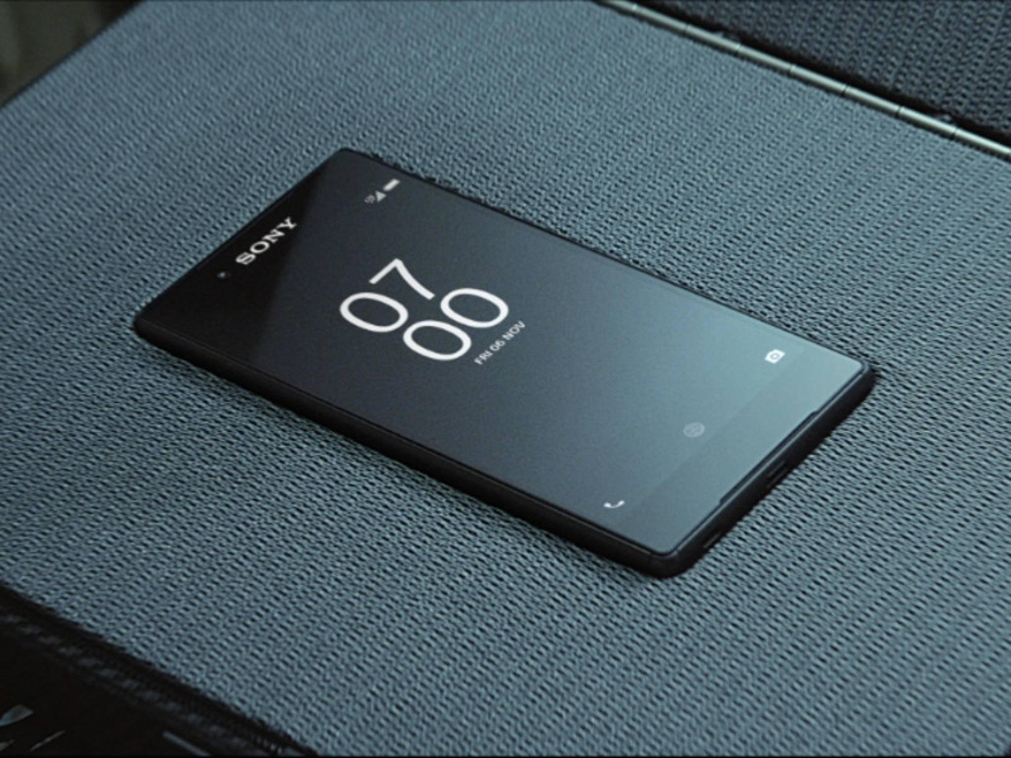 Das Xperia Z5 wird bald in einer speziellen Bond-Edition erscheinen.