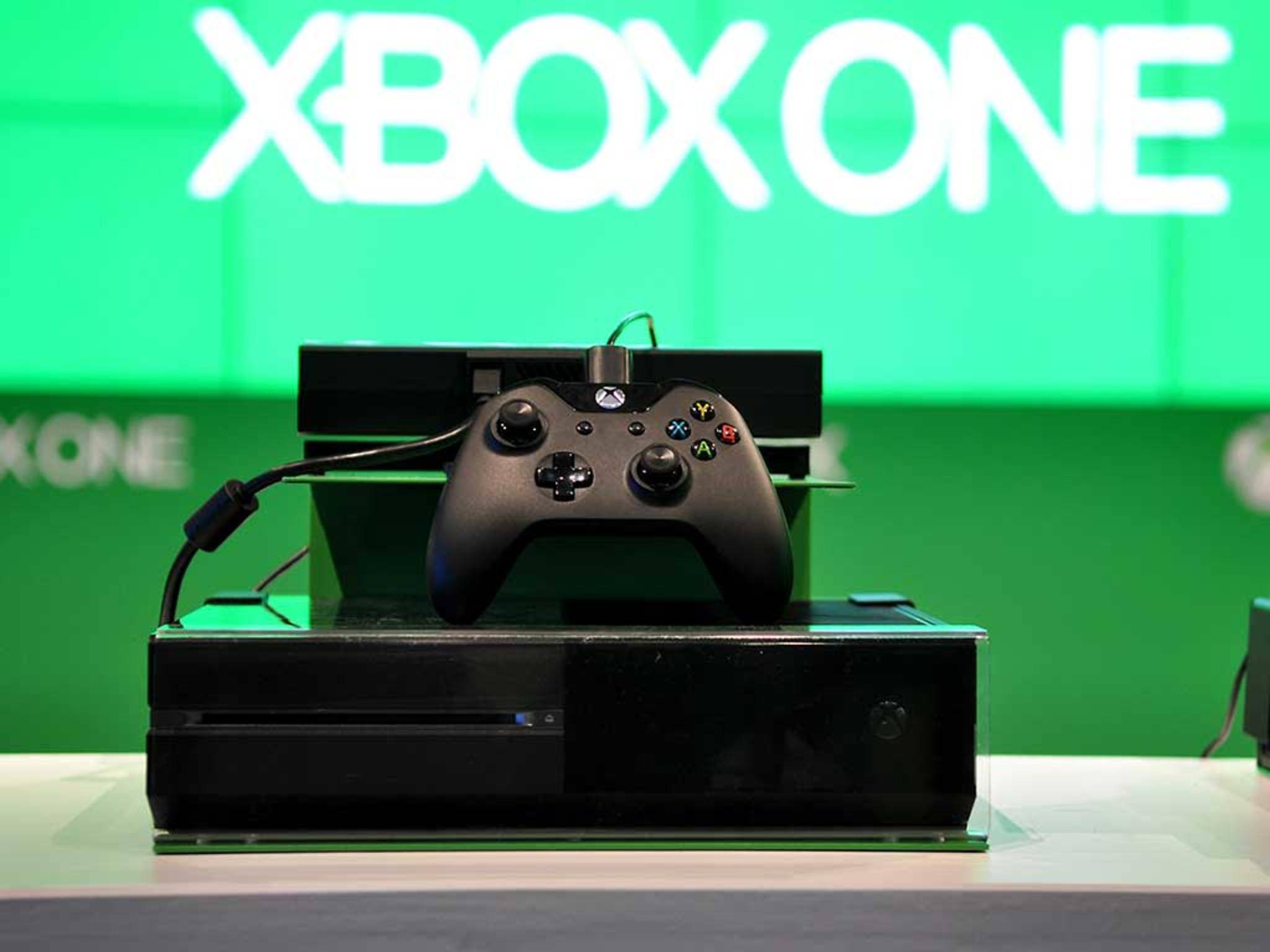 Die Xbox One landete zwei Monate vor Release in der Post von Jia Li.