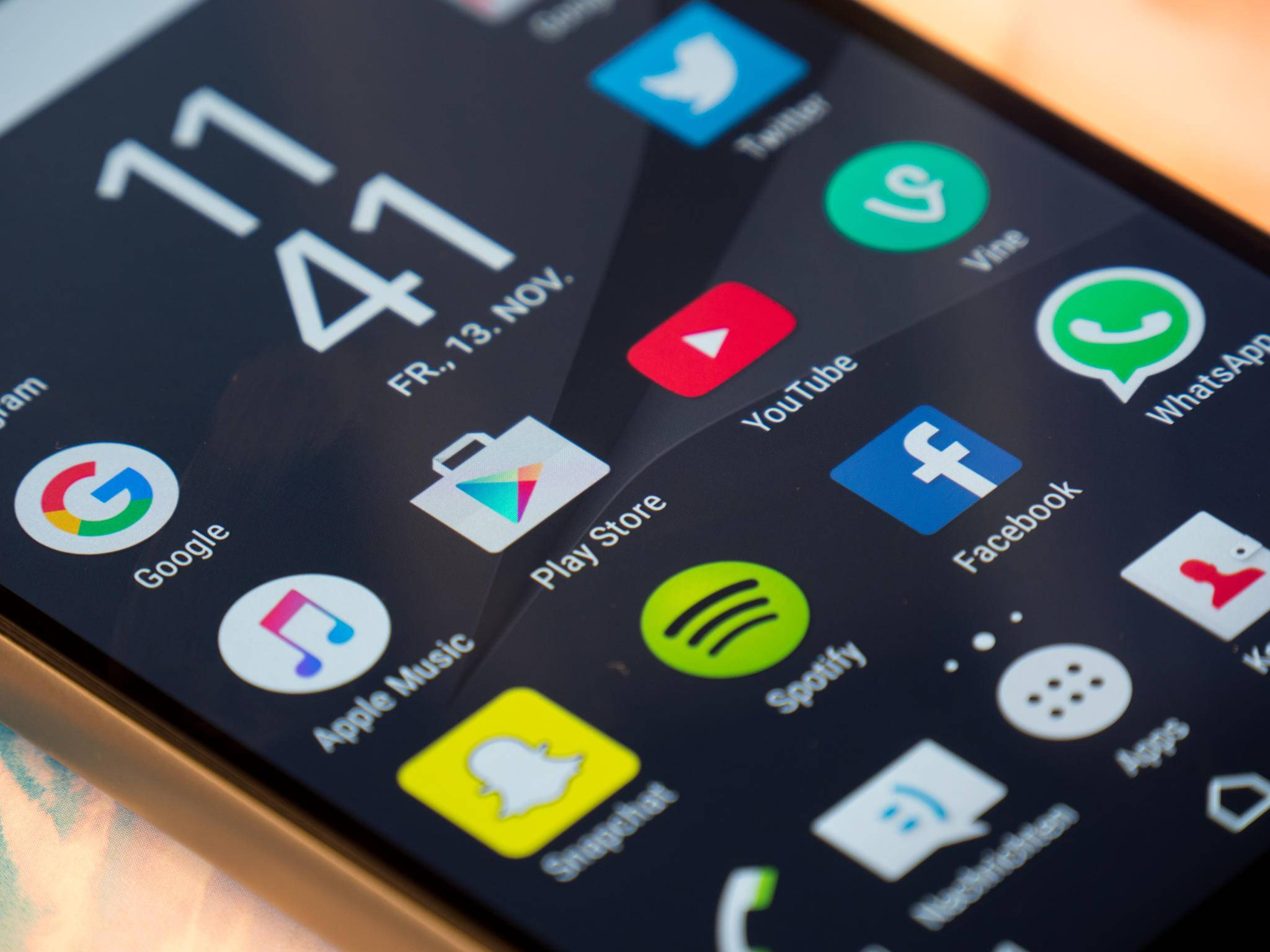 Smartphone-User werden zunehmend Download-faul.