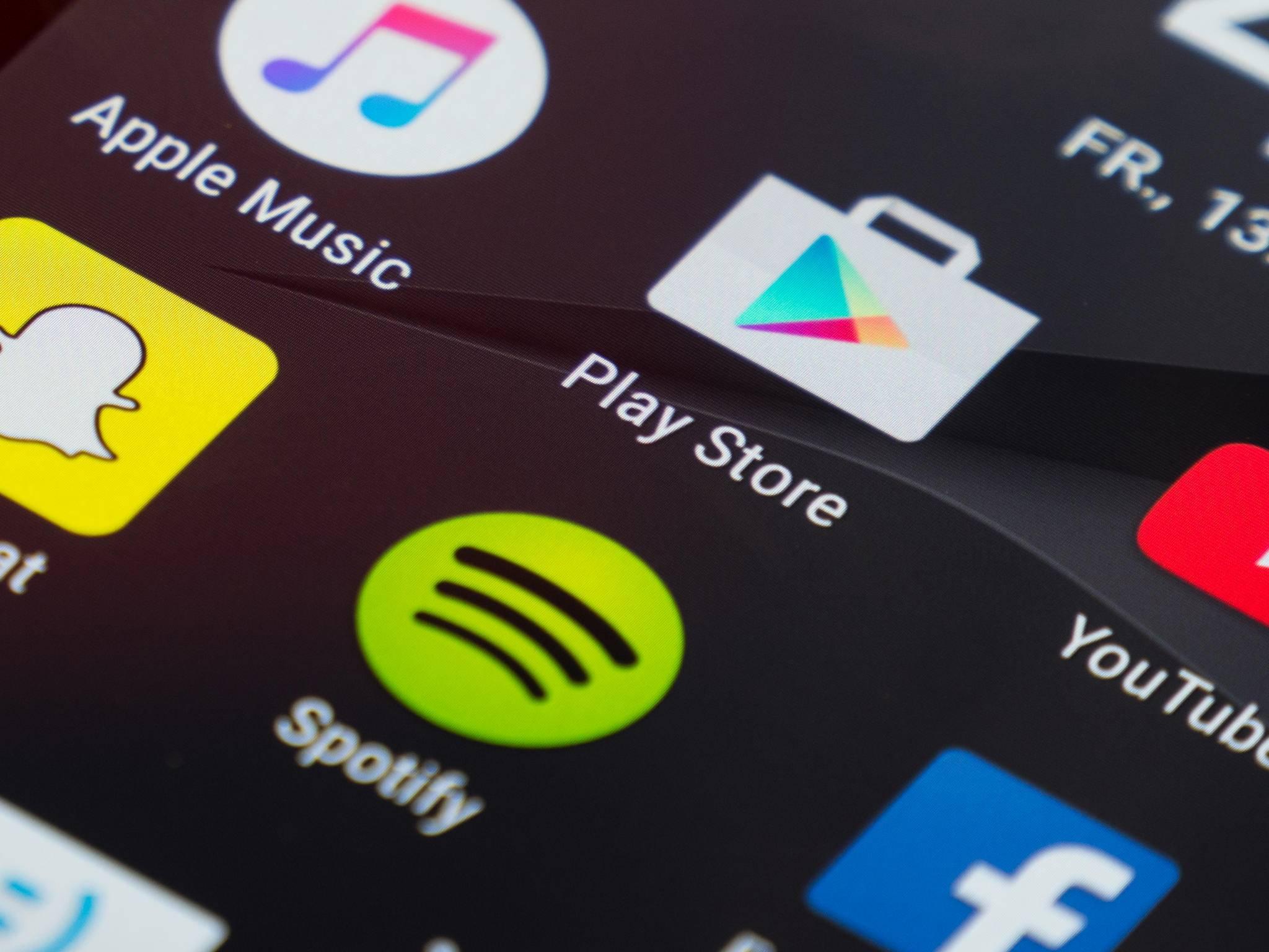 Der Play Store ist nicht die einzige Quelle, aus der Pixel-Besitzer ihre Inhalte bekommen.