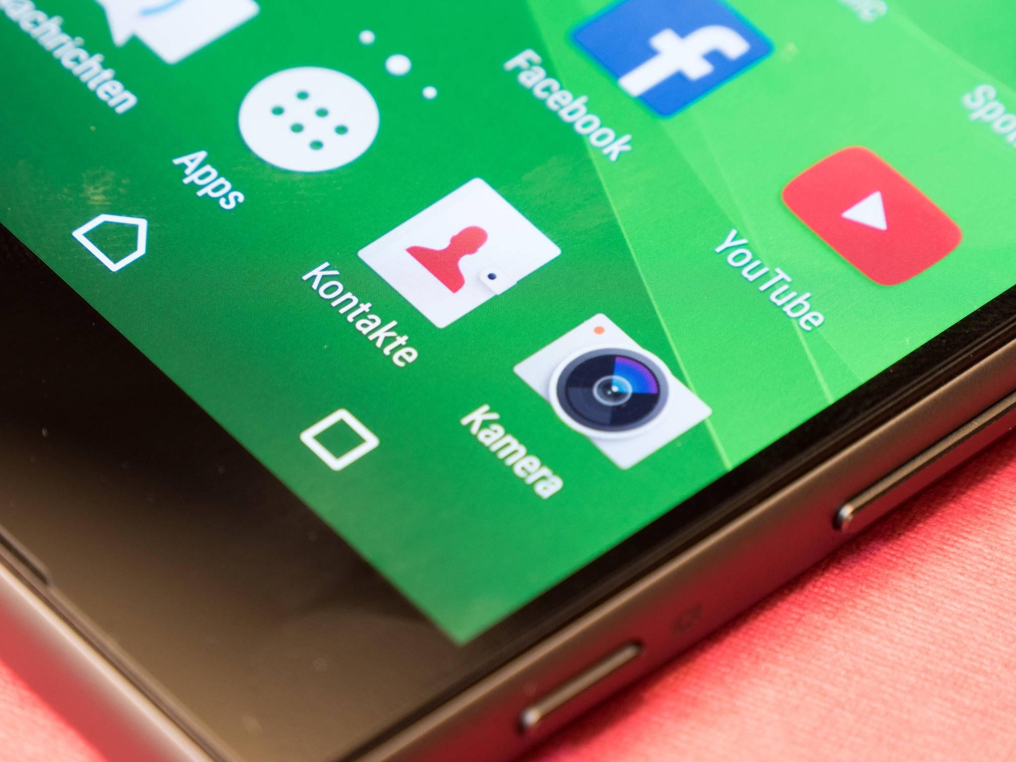 Die Kontakte lassen sich recht einfach aus Android exportieren.