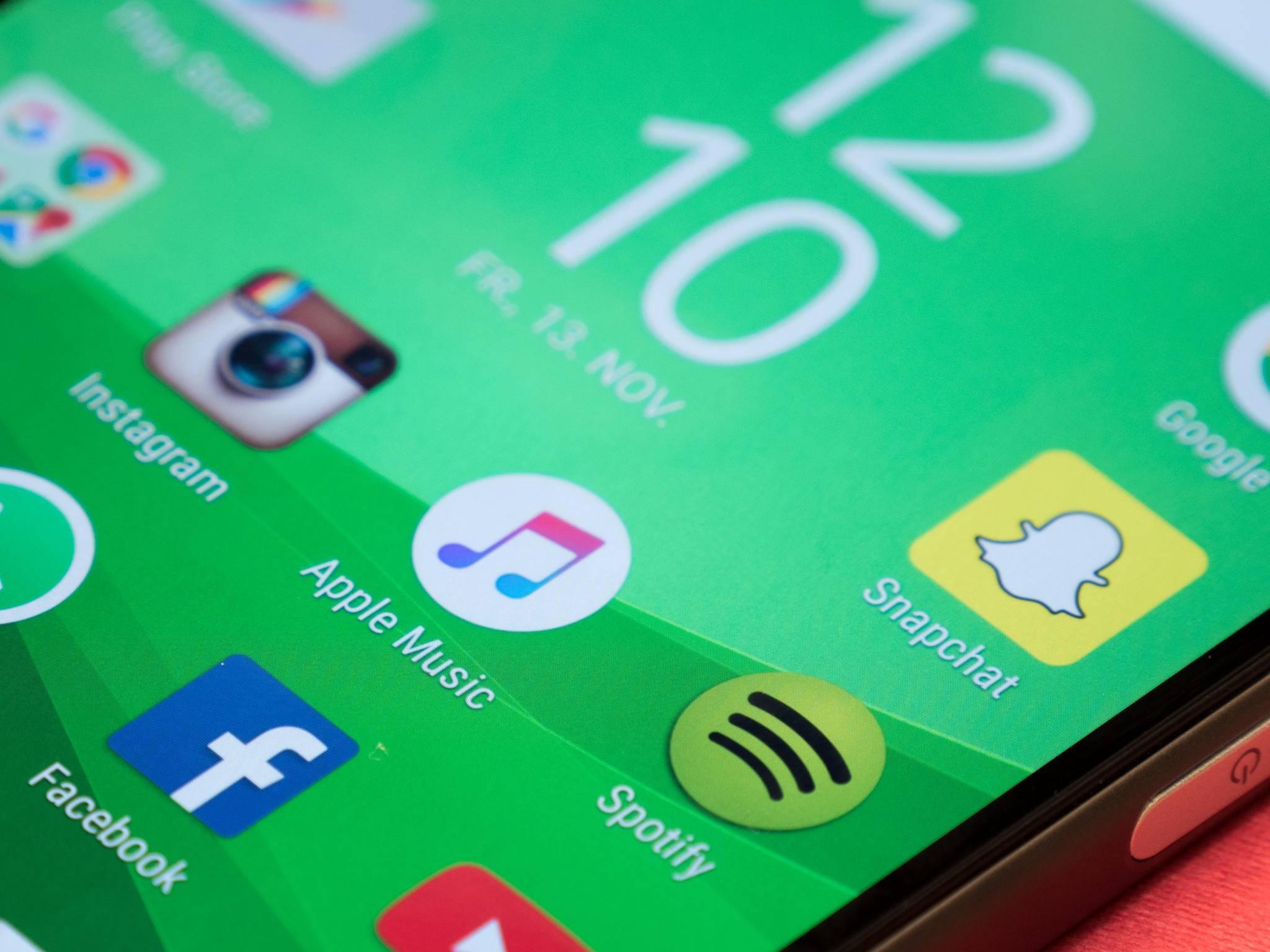 Apple Music unterstützt jetzt Online-Mediatheken mit bis zu 100.000 Songs.