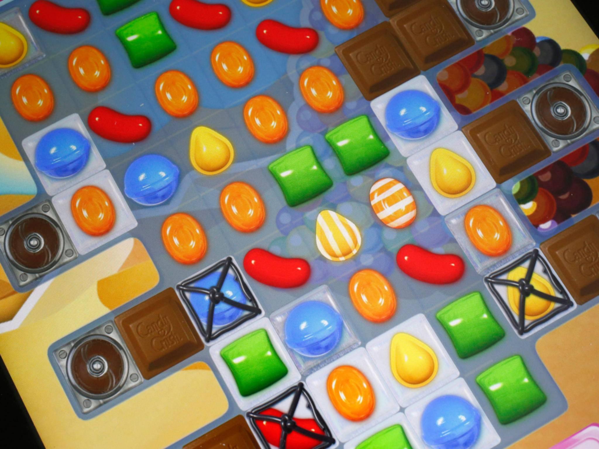 Candy Crush: DasSpiel gehört jetzt Activision Blizzard.