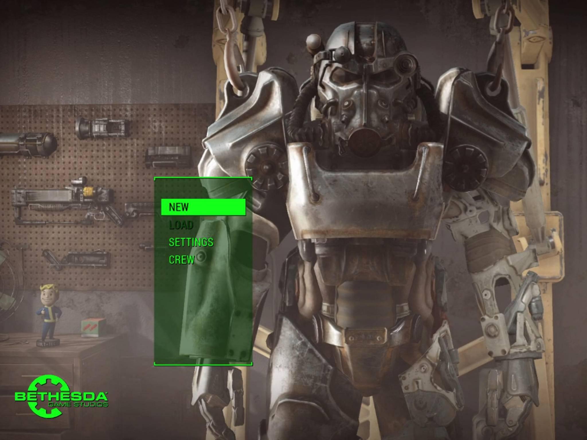 """""""Fallout 4"""" ist der Nachfolger von """"Fallout: New Vegas""""."""