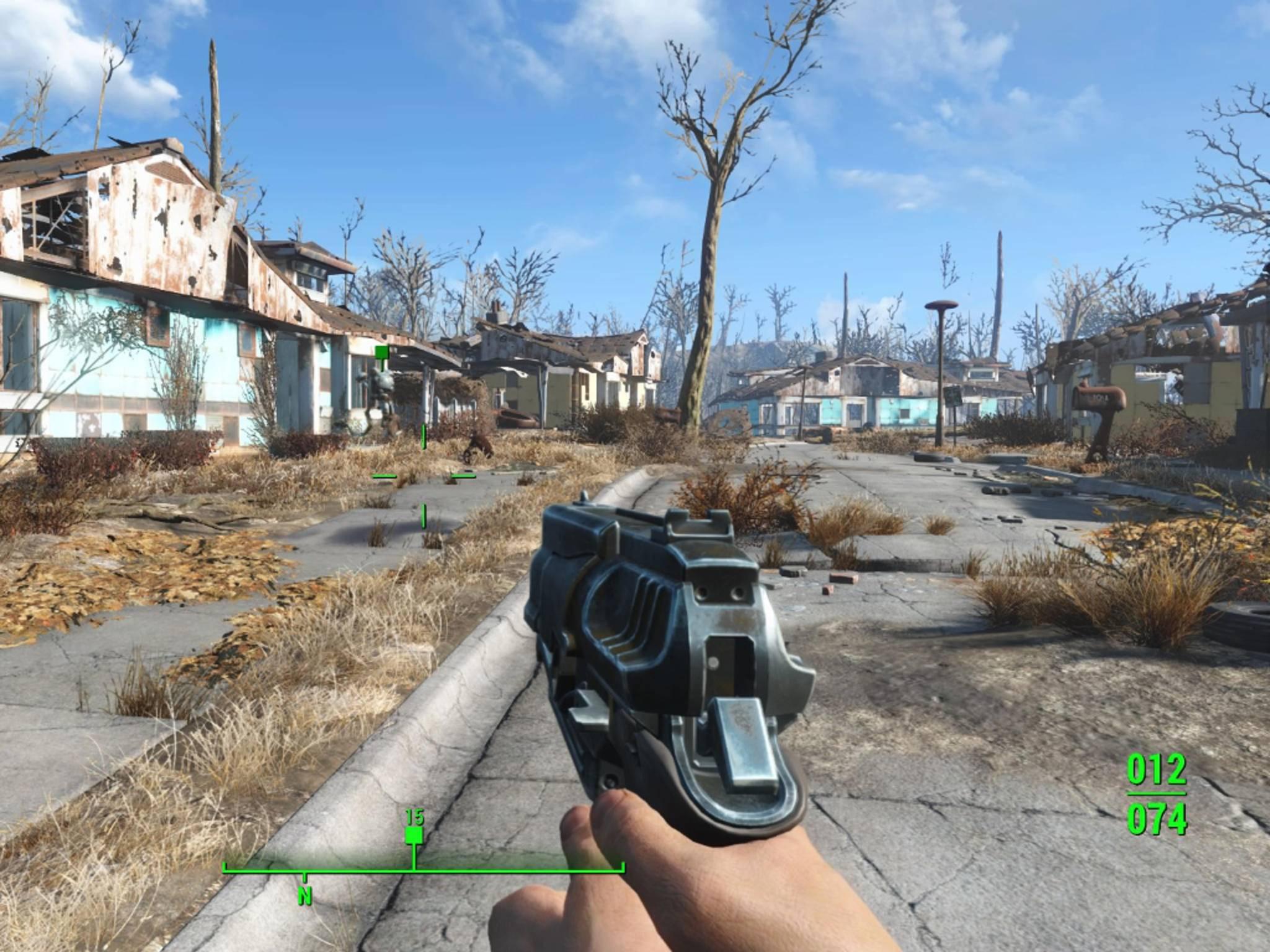 """""""Fallout 4"""" ist voll von Orten, die entdeckt werden wollen."""