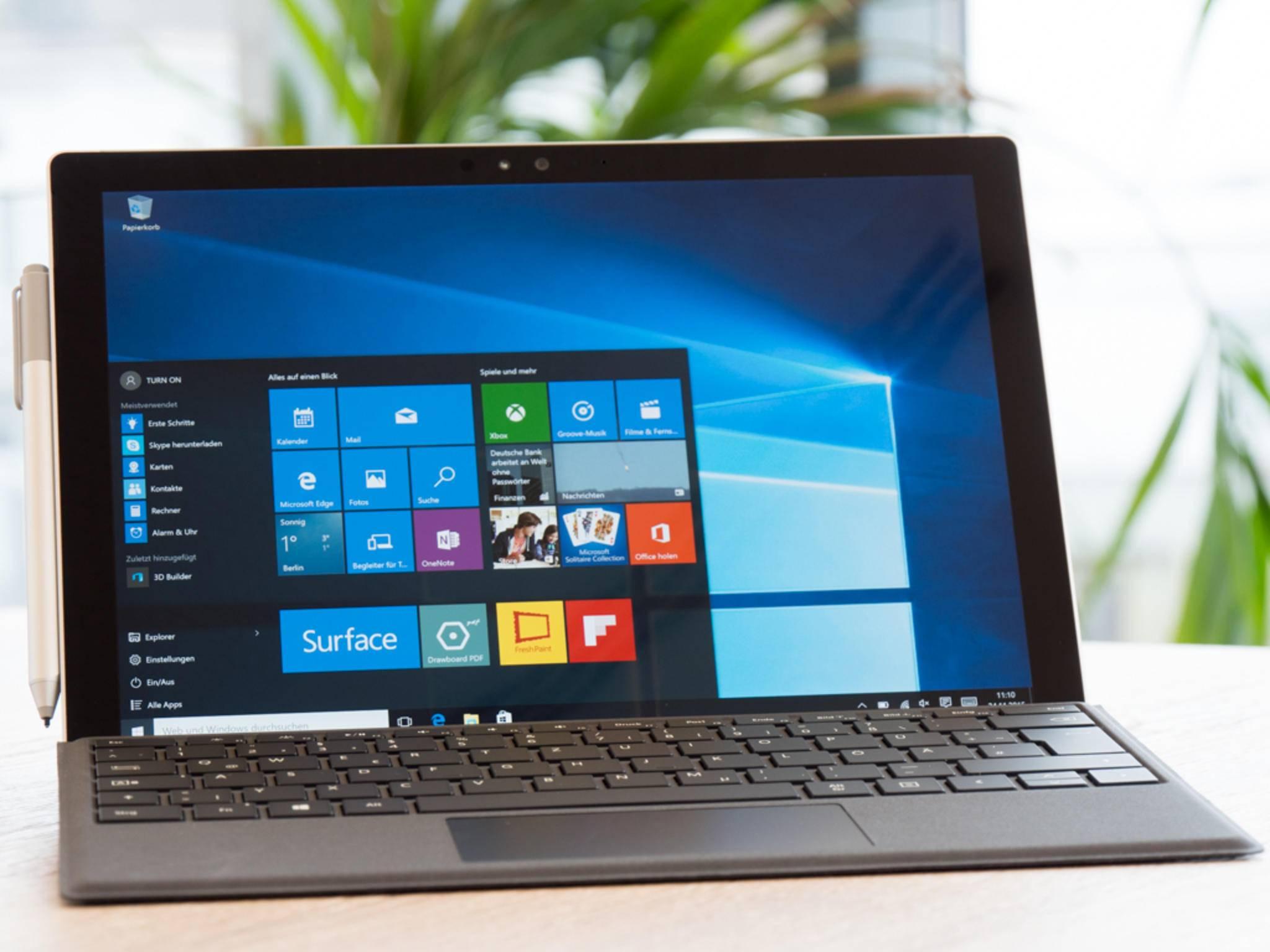Windows 10 soll bereits auf mehr als 200 Millionen PCs laufen.