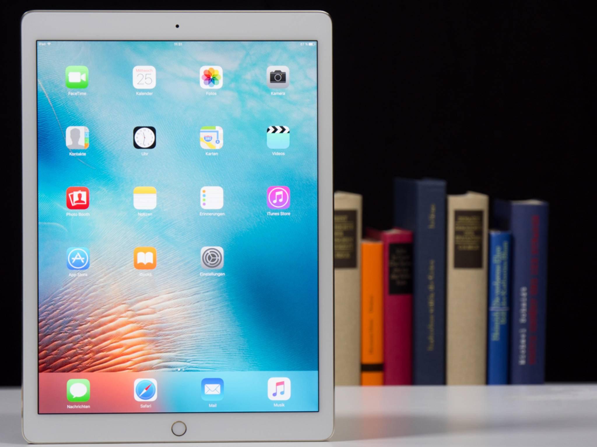 Das iPad Pro muss sich in unserem Test behaupten: Leitet das Tablet das Ende für den PC ein?