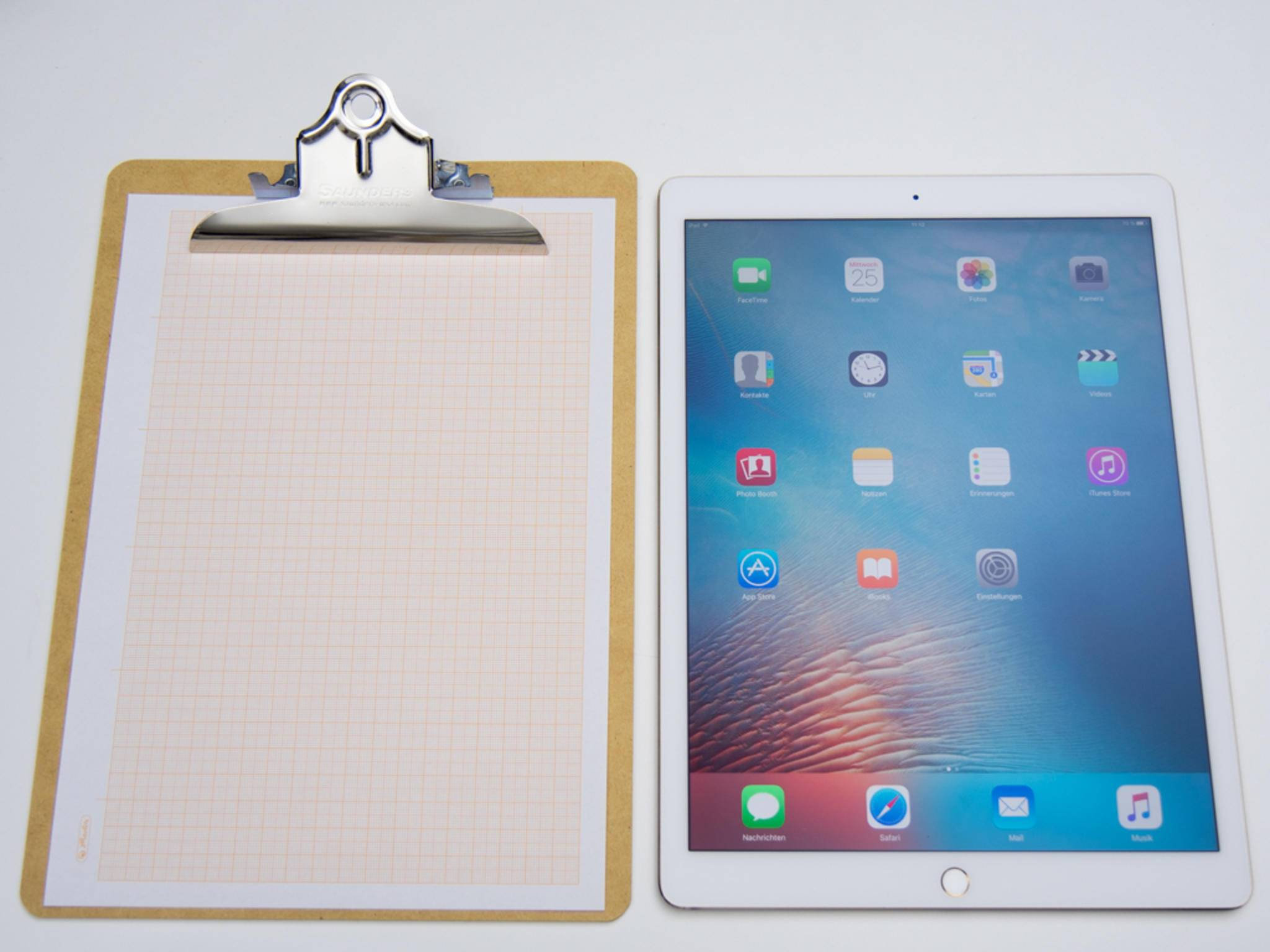 Das iPad Pro punktet vor allem mit seinen ausgezeichneten Multimedia-Fähigkeiten.