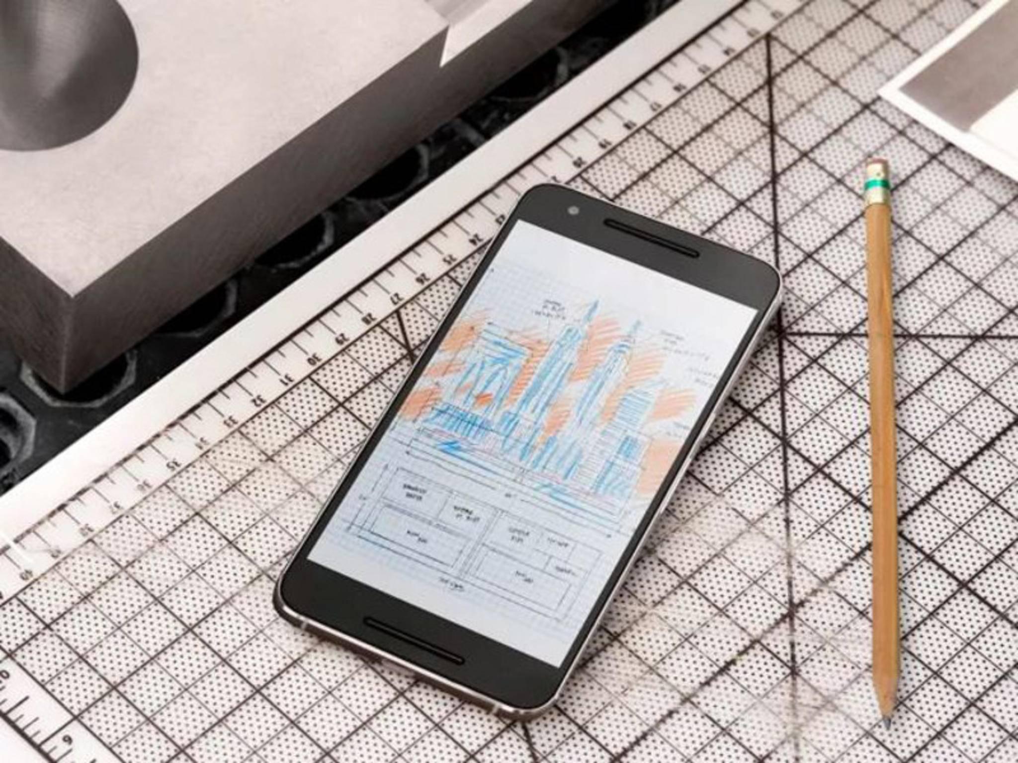 Ein Bug sorgte für blasse Farben beim Nexus 6P.