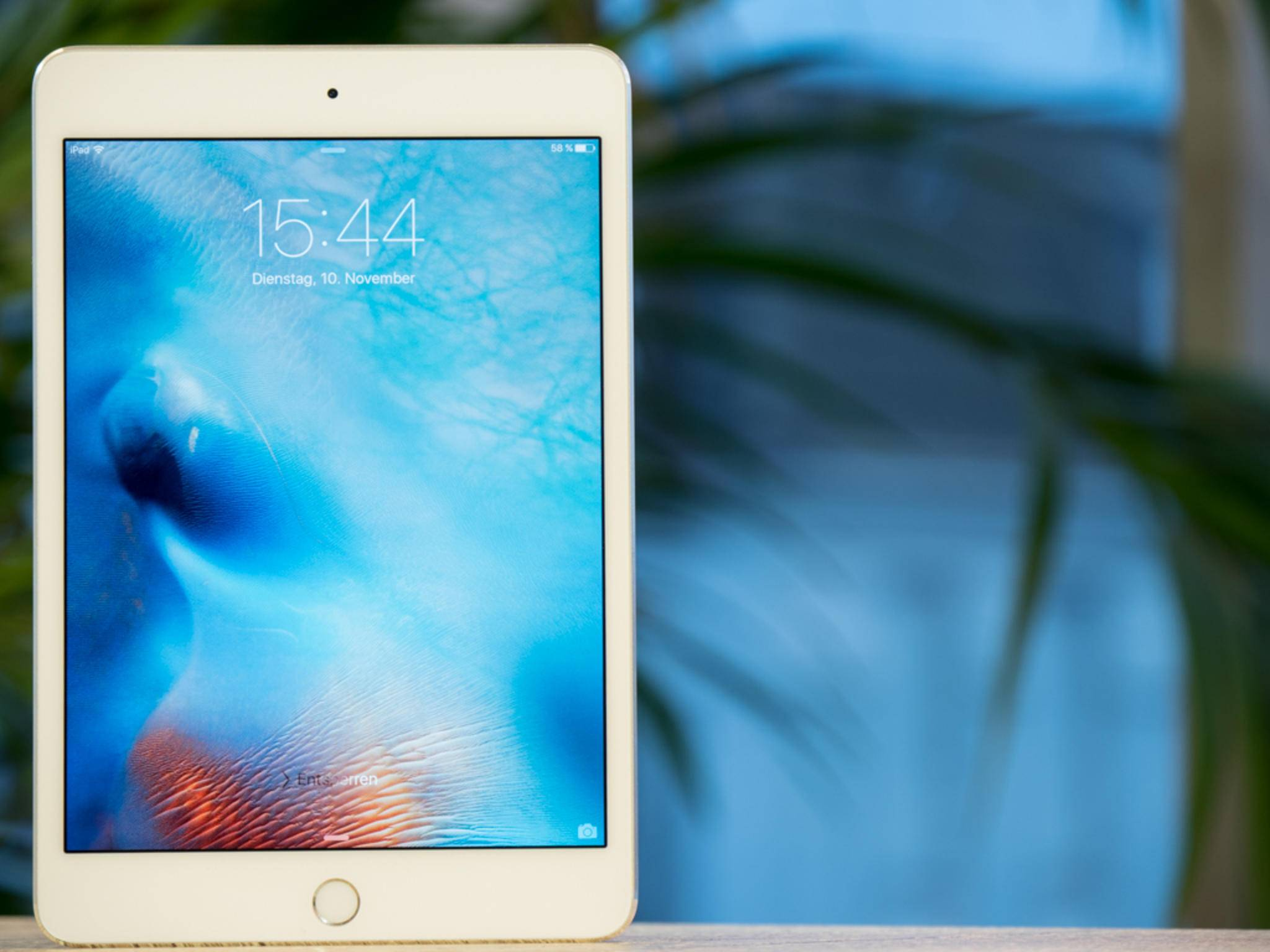 Dünner, schneller, aber auch besser? Das iPad mini 4 im Test.