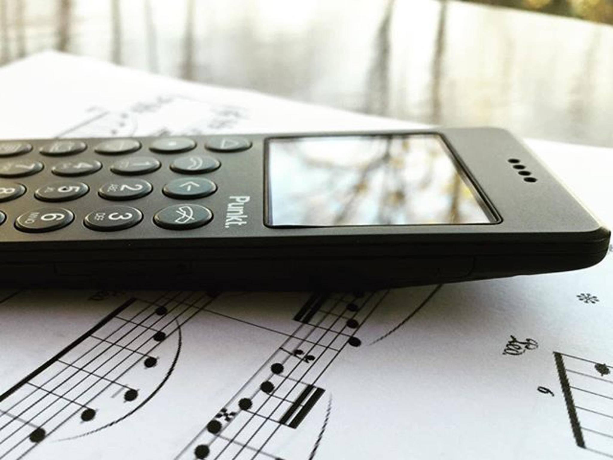 Das MP01 Mobile Phone ist für Dumbphone-Verhältnisse nicht ganz billig.