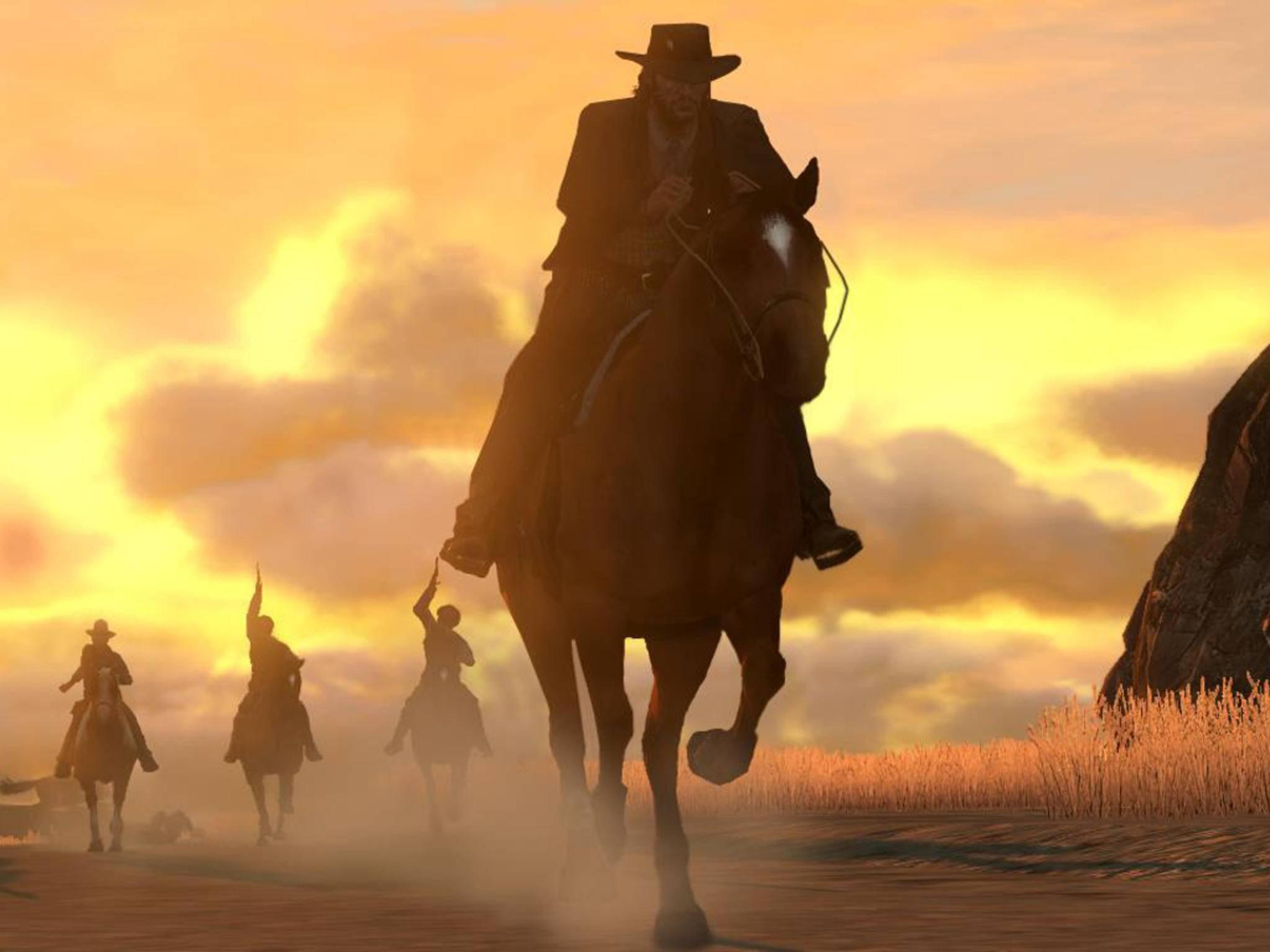 """""""Red Dead Redemption 2"""" könnte im Herbst 20117 erscheinen."""