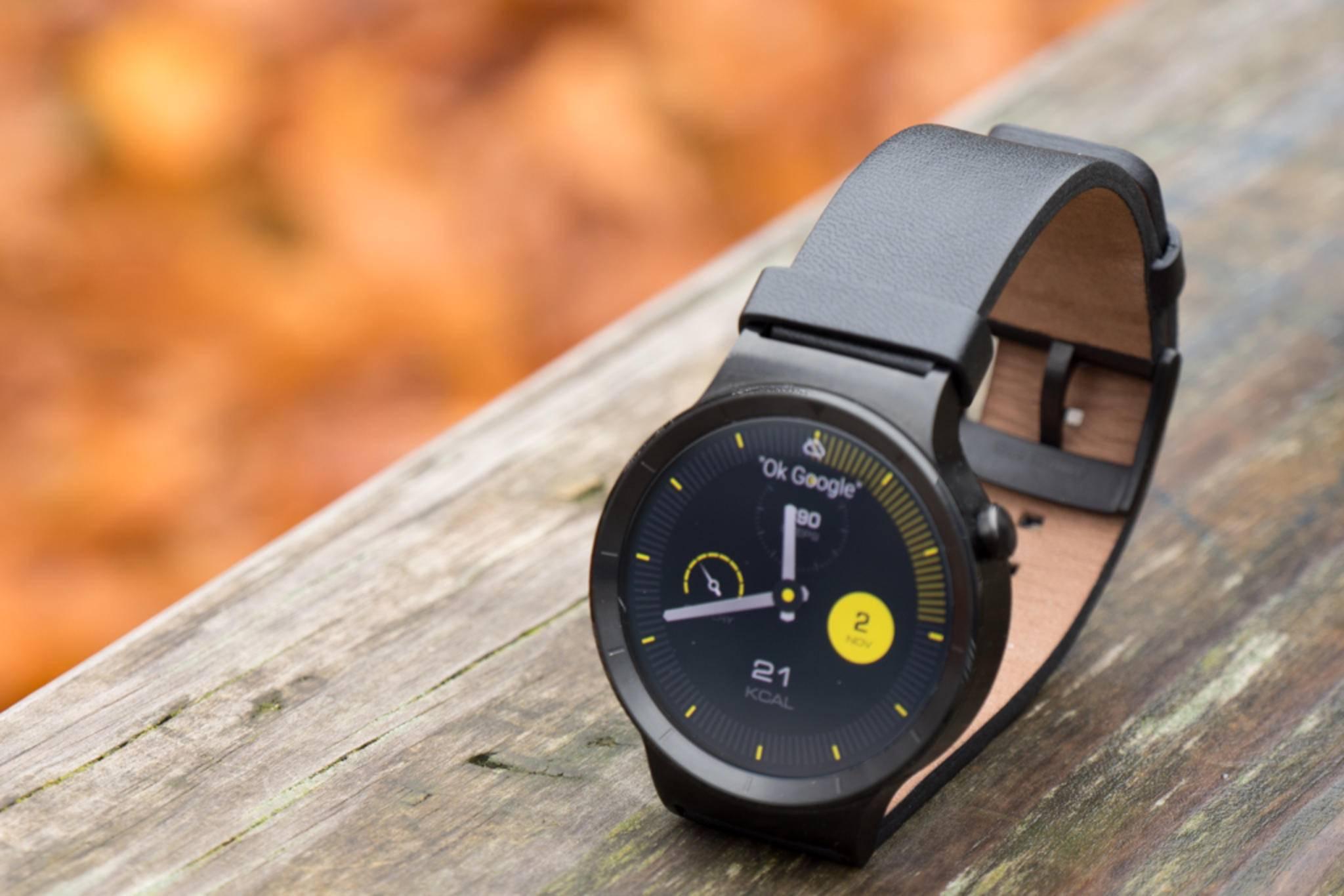 Die Huawei Watch soll auch in einer Damen-Version kommen.