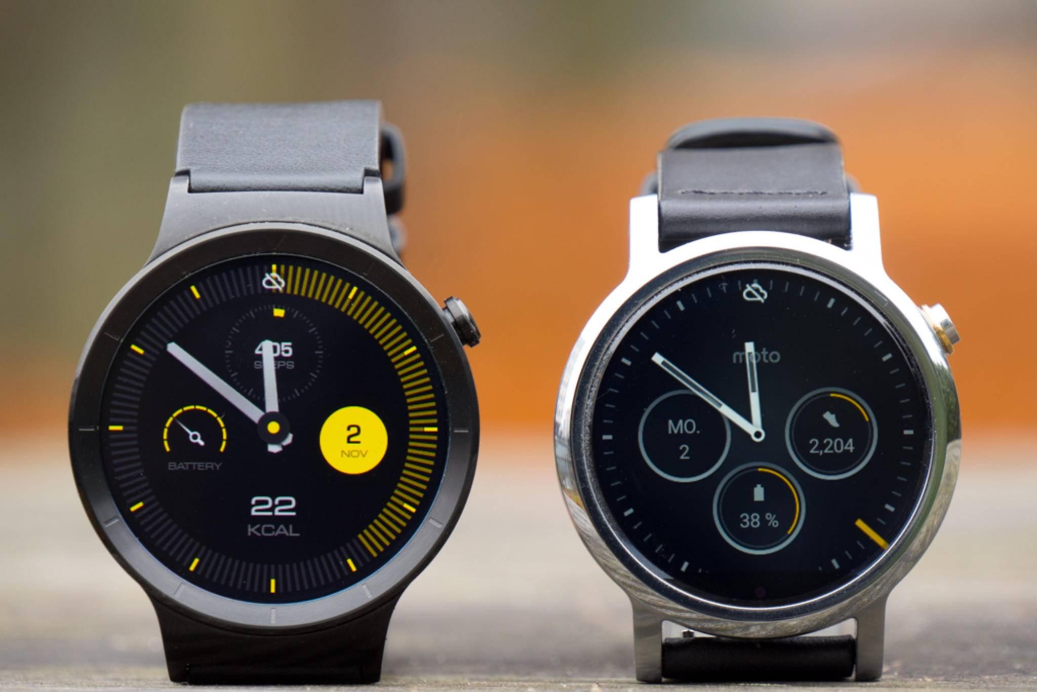 Diese Woche haben wir einen großen Smartwatch-Vergleich durchgeführt.