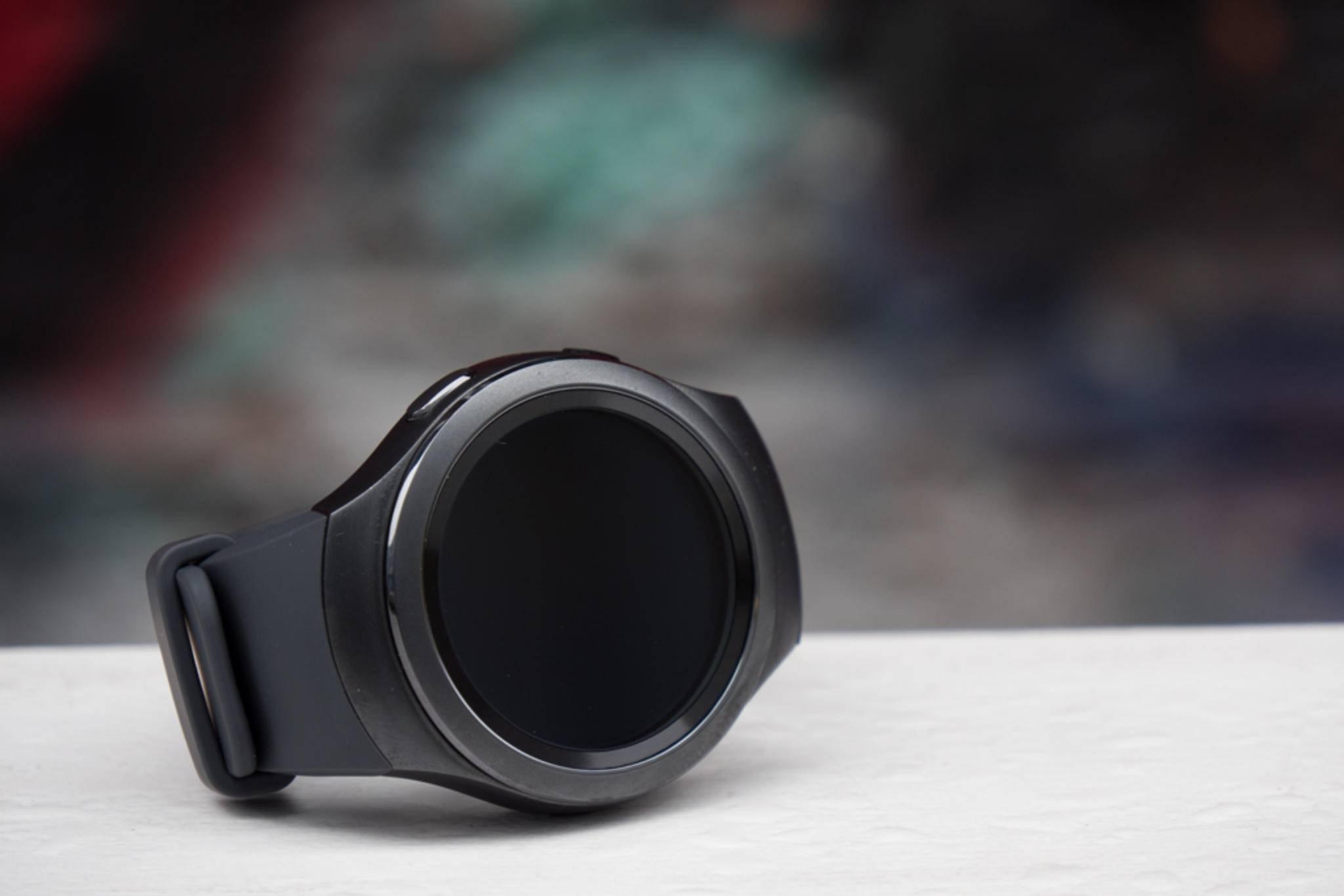 Die Samsung Gear S2 wurde auf der IFA 2015 vorgestellt.